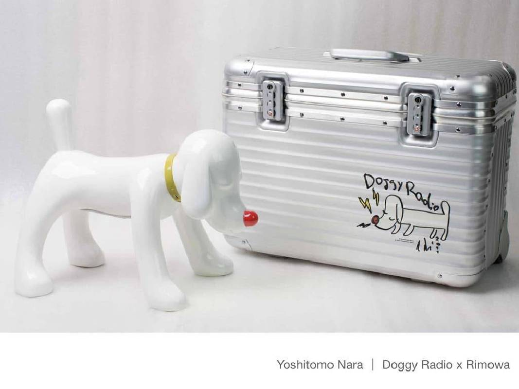 DOGGY RADIO X RIMOWA