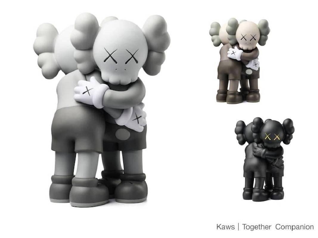 Kaws,《Together Companion》