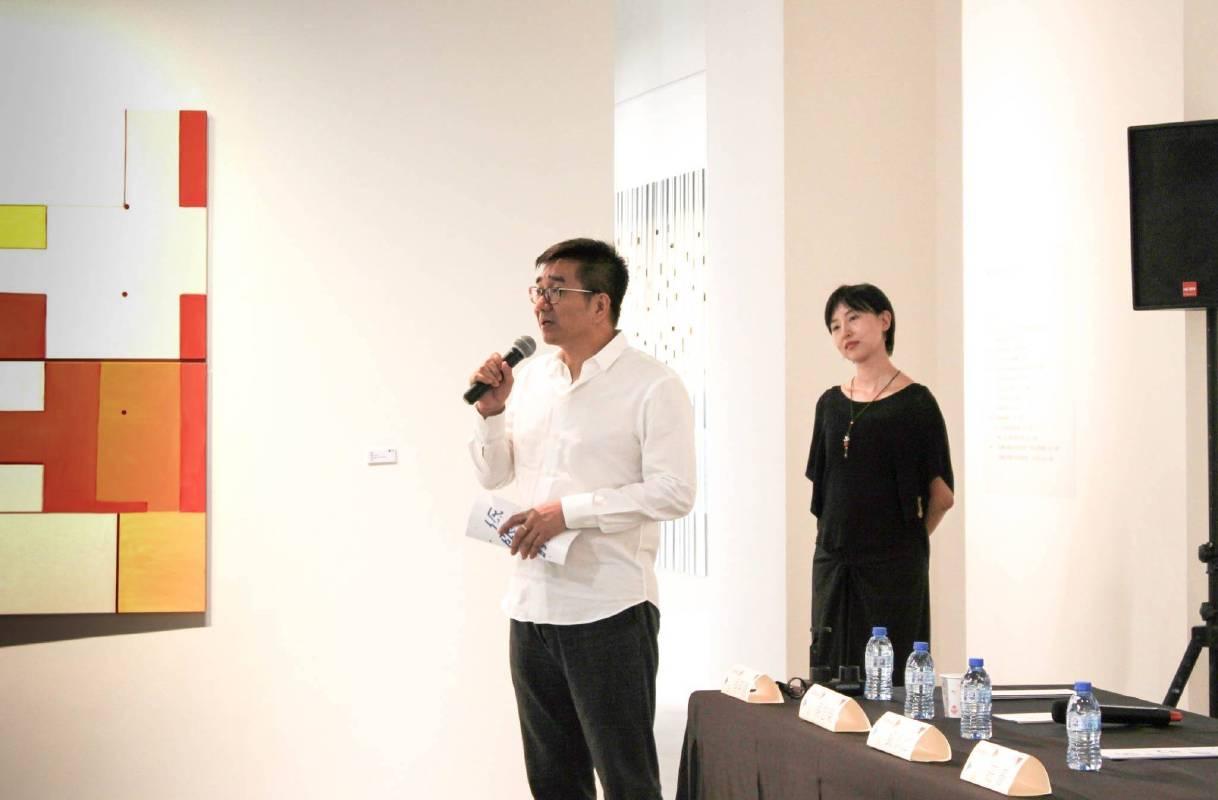 台南 耘非凡美術館 | 7/22開幕活動  |采泥藝術總經理 林清汶