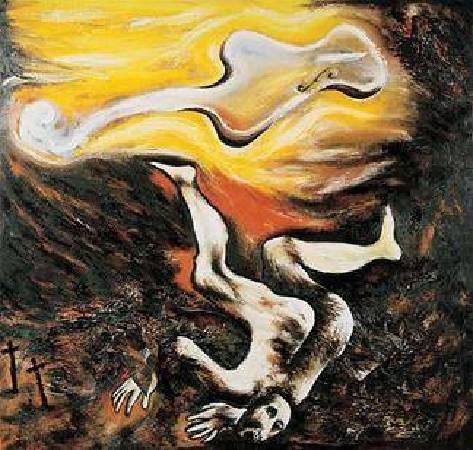 Musica Ebbra, 1982, private collection.