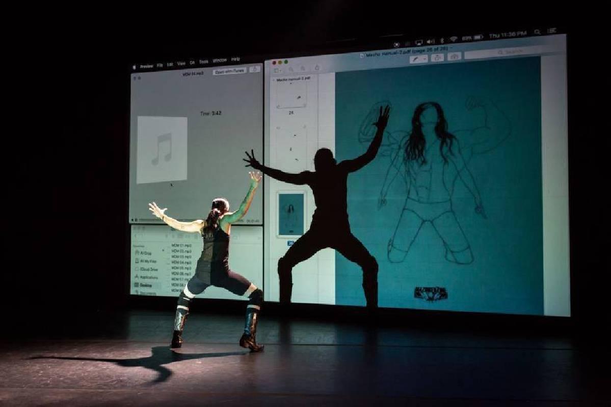 菲律賓青年編舞家Eisa Jocson《身體計畫》