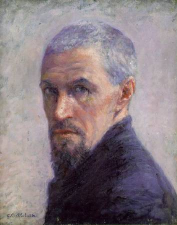 Gustave Caillebotte。圖/取自Wikipedia