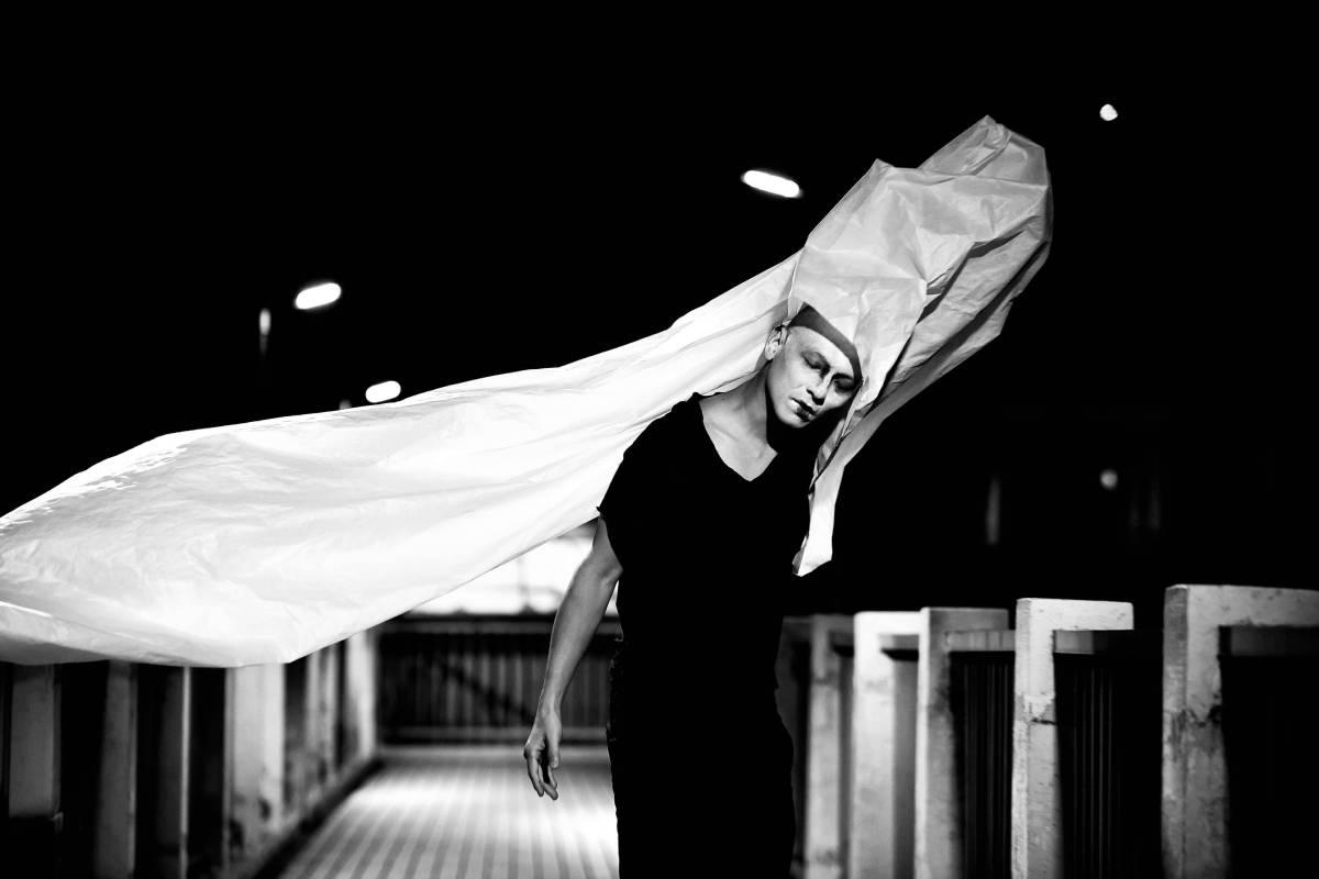 台灣舞蹈藝術家胡嘉
