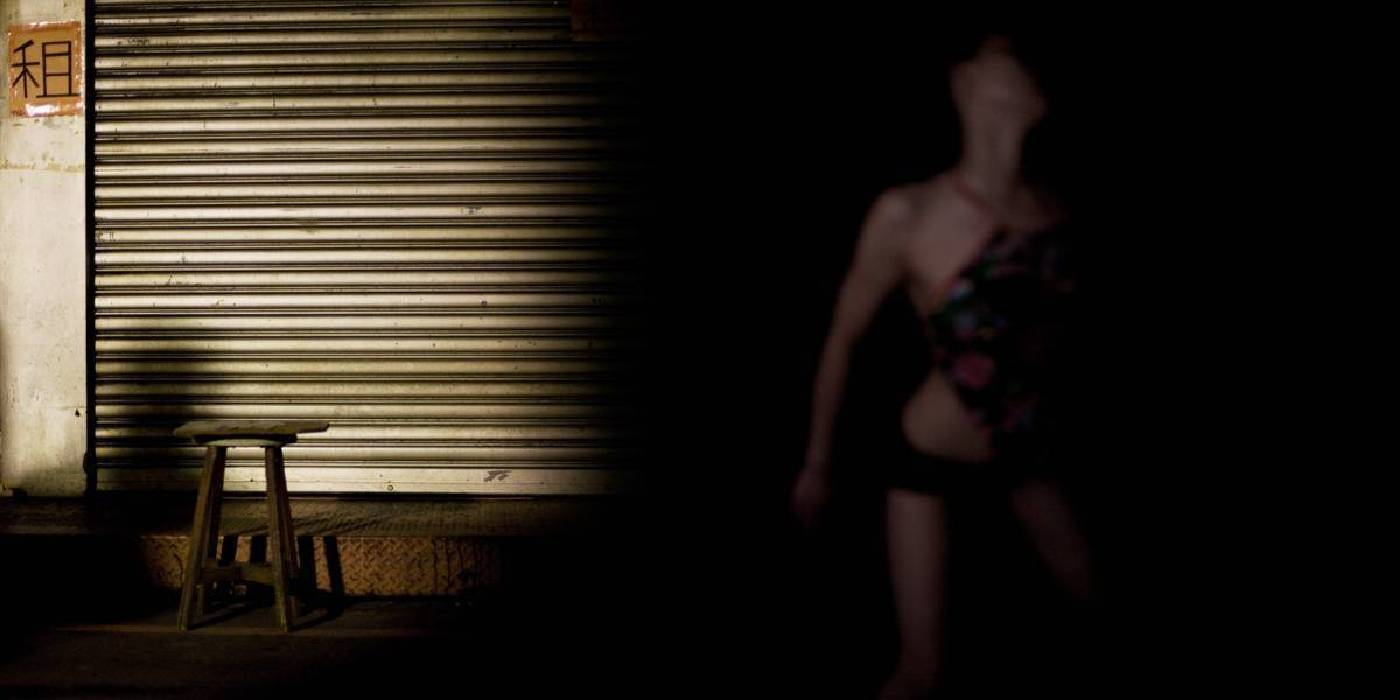 Stephane Ferrero 石岱| Urban Intimacy 06|攝影 Photograph on Canson Photo Paper| 90x45cm|  2010