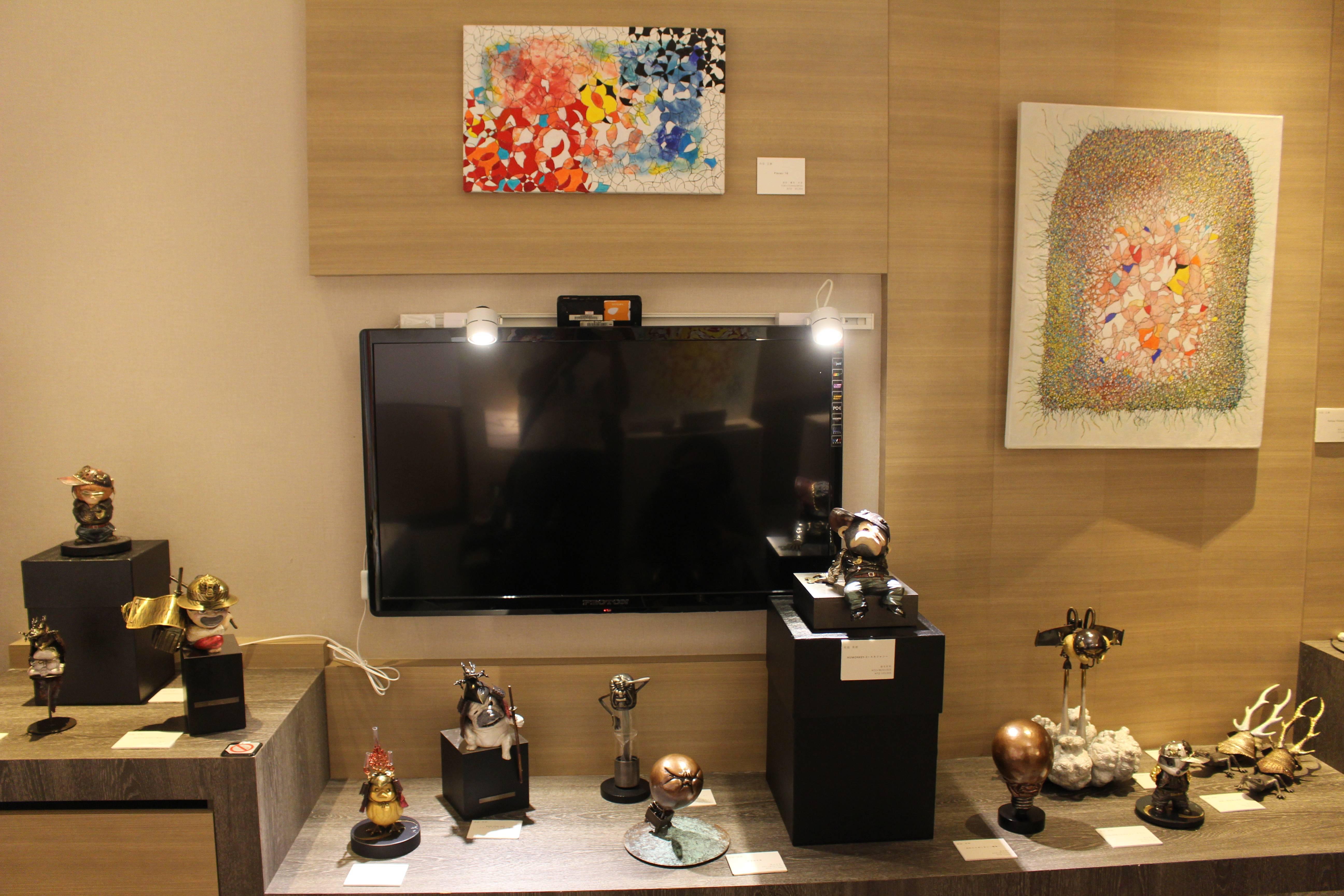 展間252,安如藝廊,台北