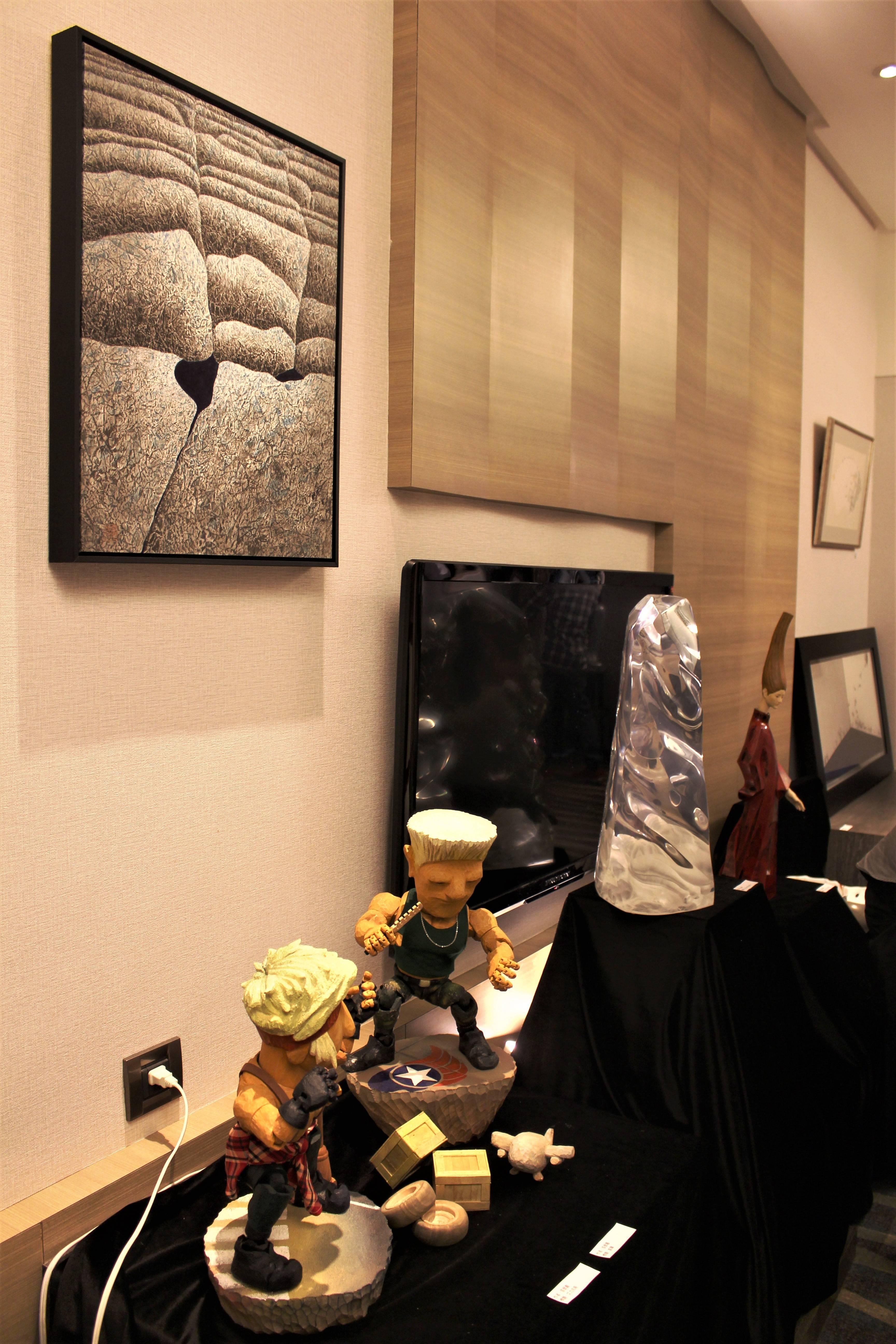 展間256,晴山藝術中心,台北
