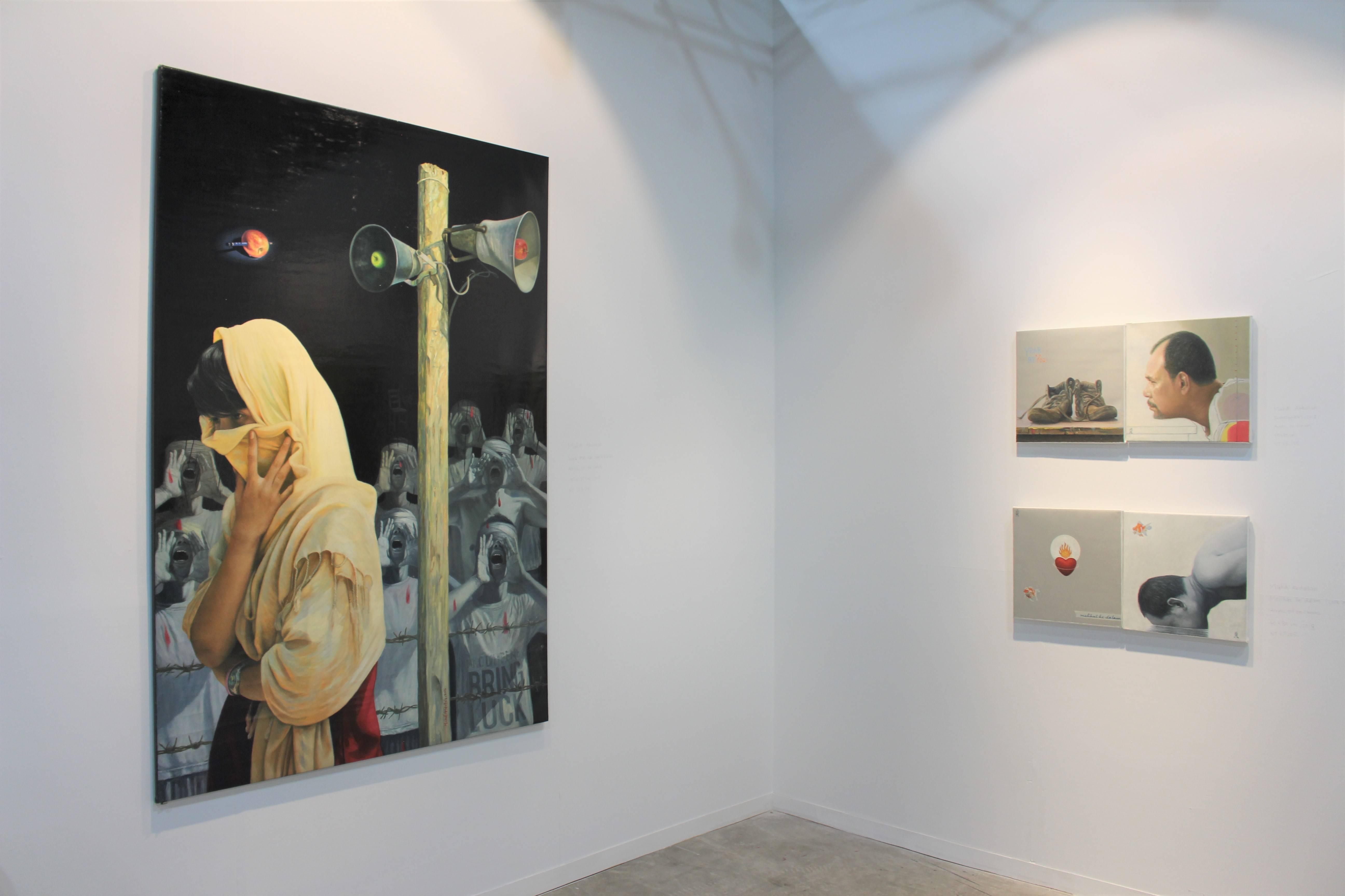 P2,vin gallery,胡志明市