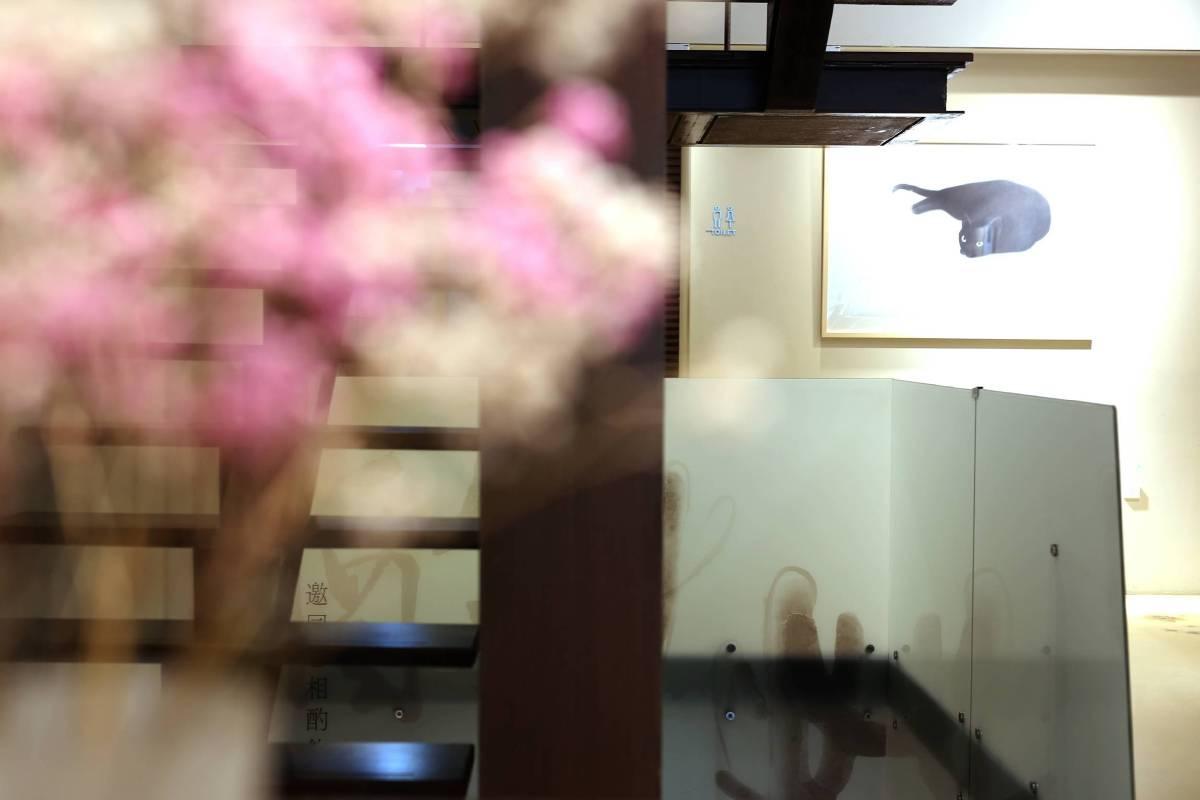 愛與被愛-高橋行雄@The one中山 展覽現場