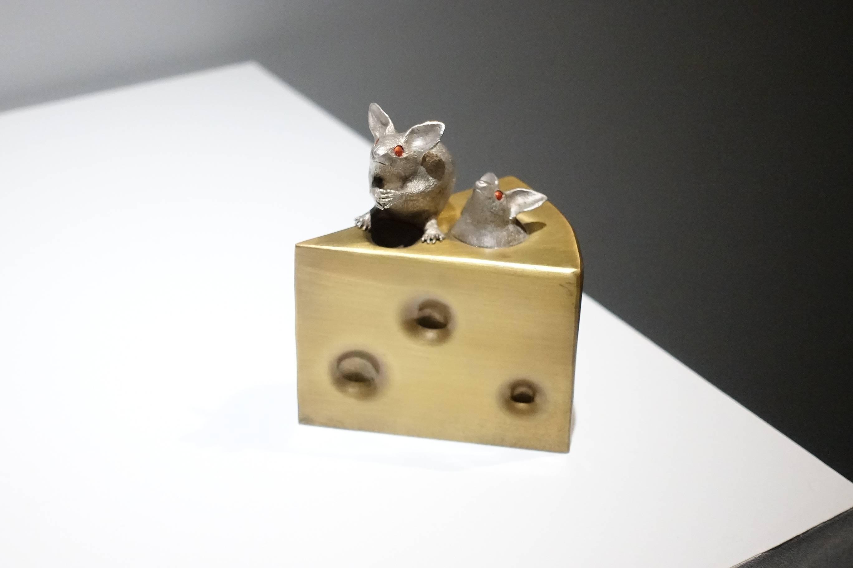 原田武 (HARADA Takeshi )作品《乳酪之家》。
