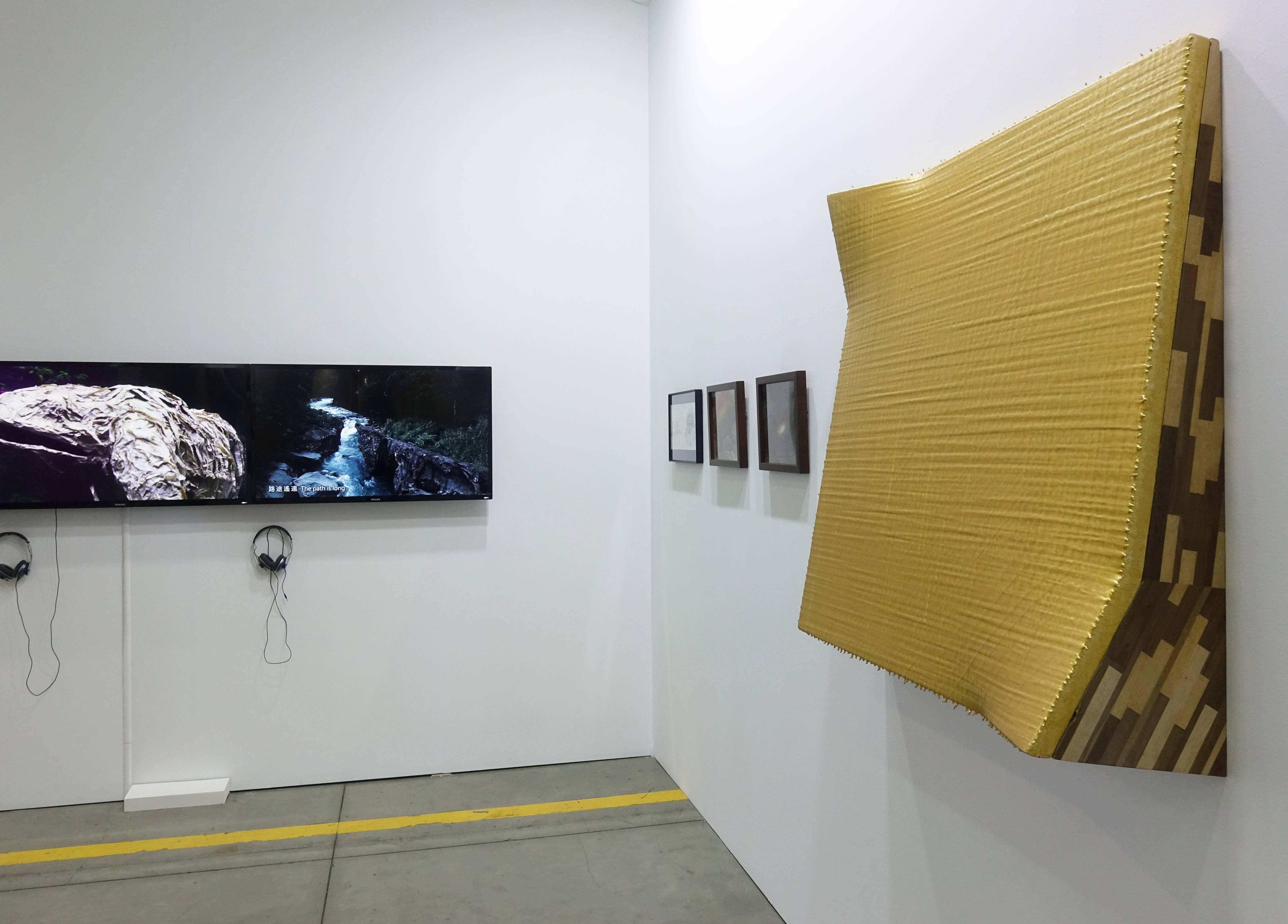 A01 亞洲當代藝術空間展出作品。