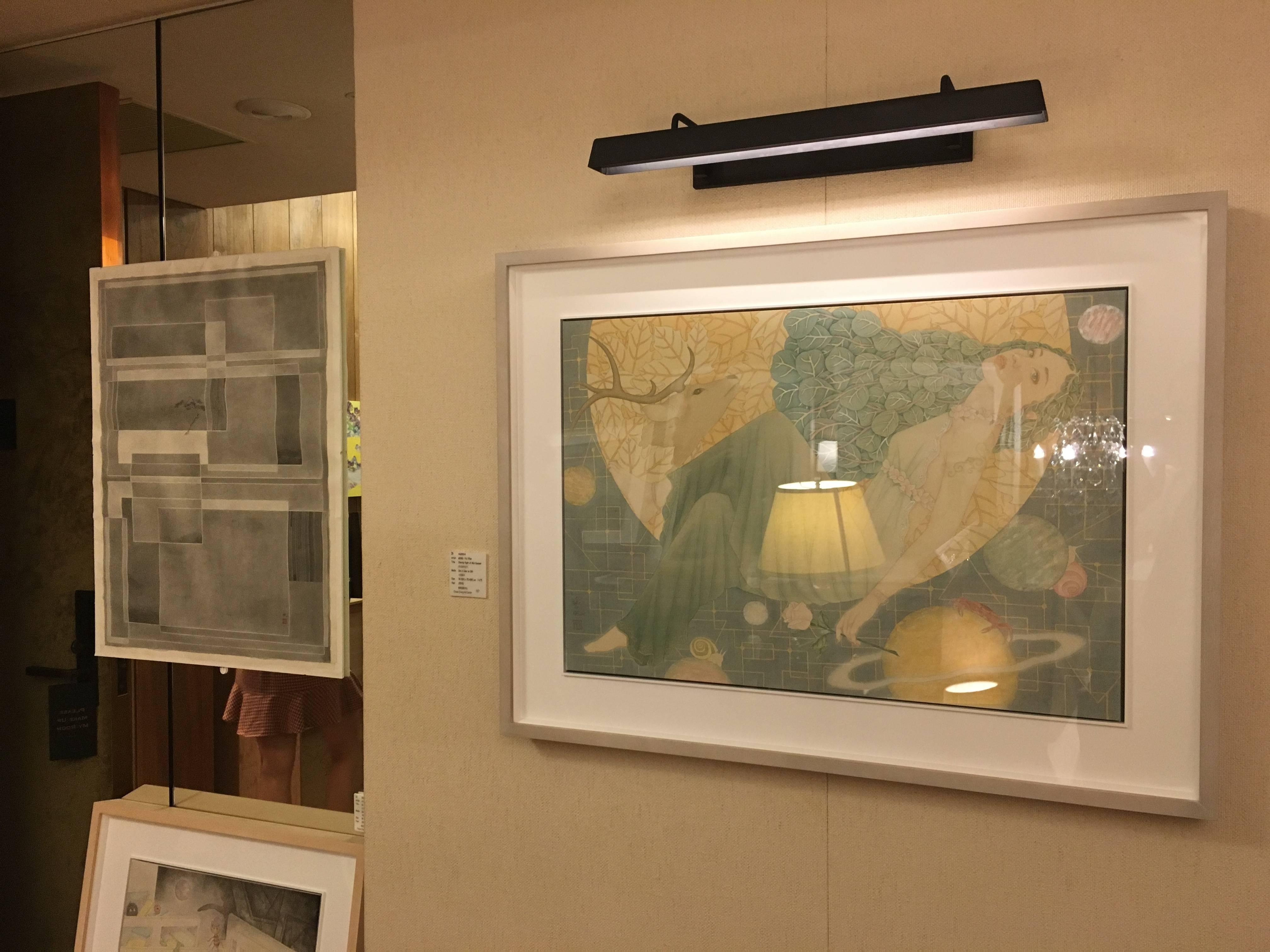 707-傳承藝術中心展出作品。