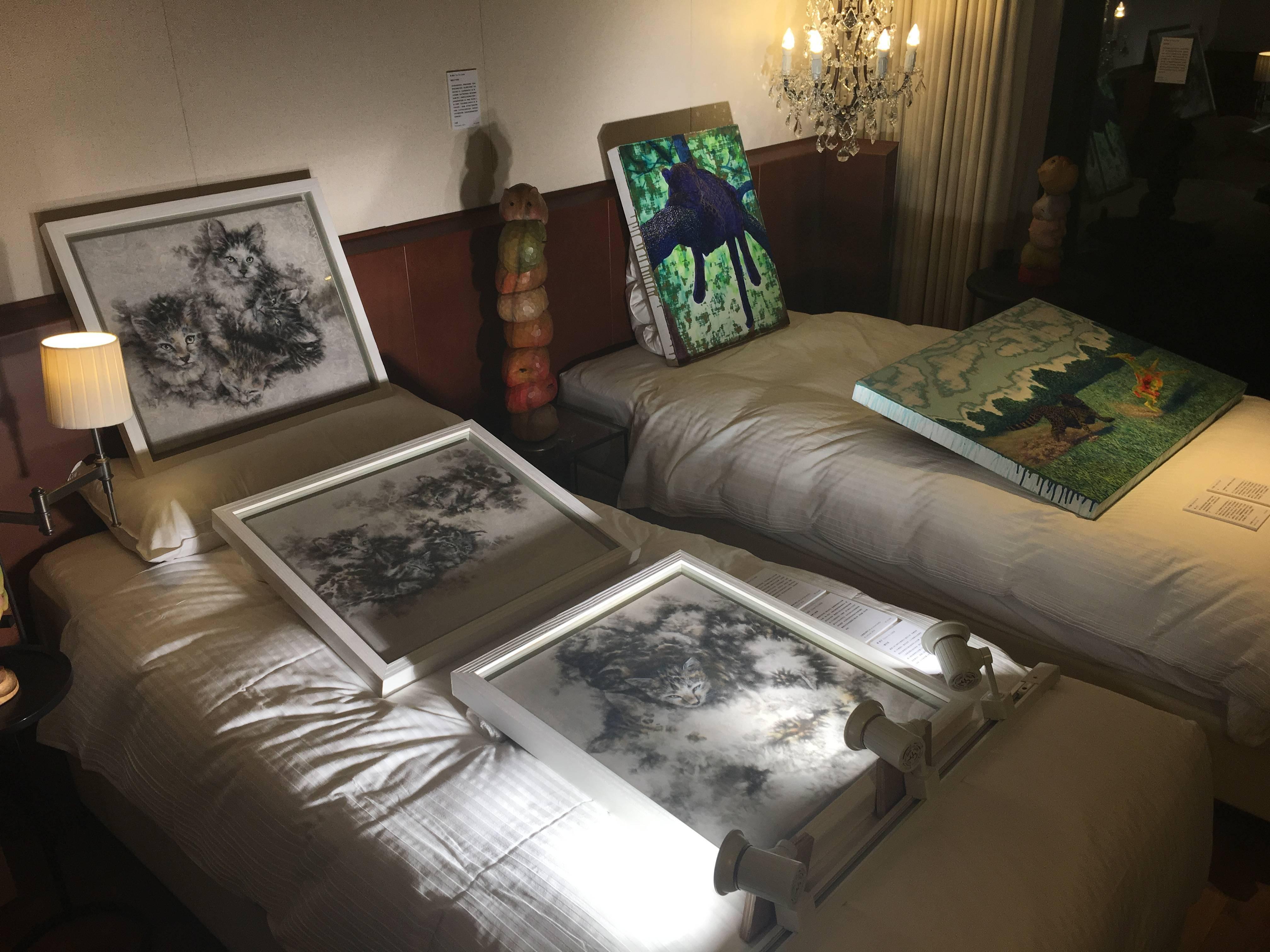 802-黎藝術館展出作品。