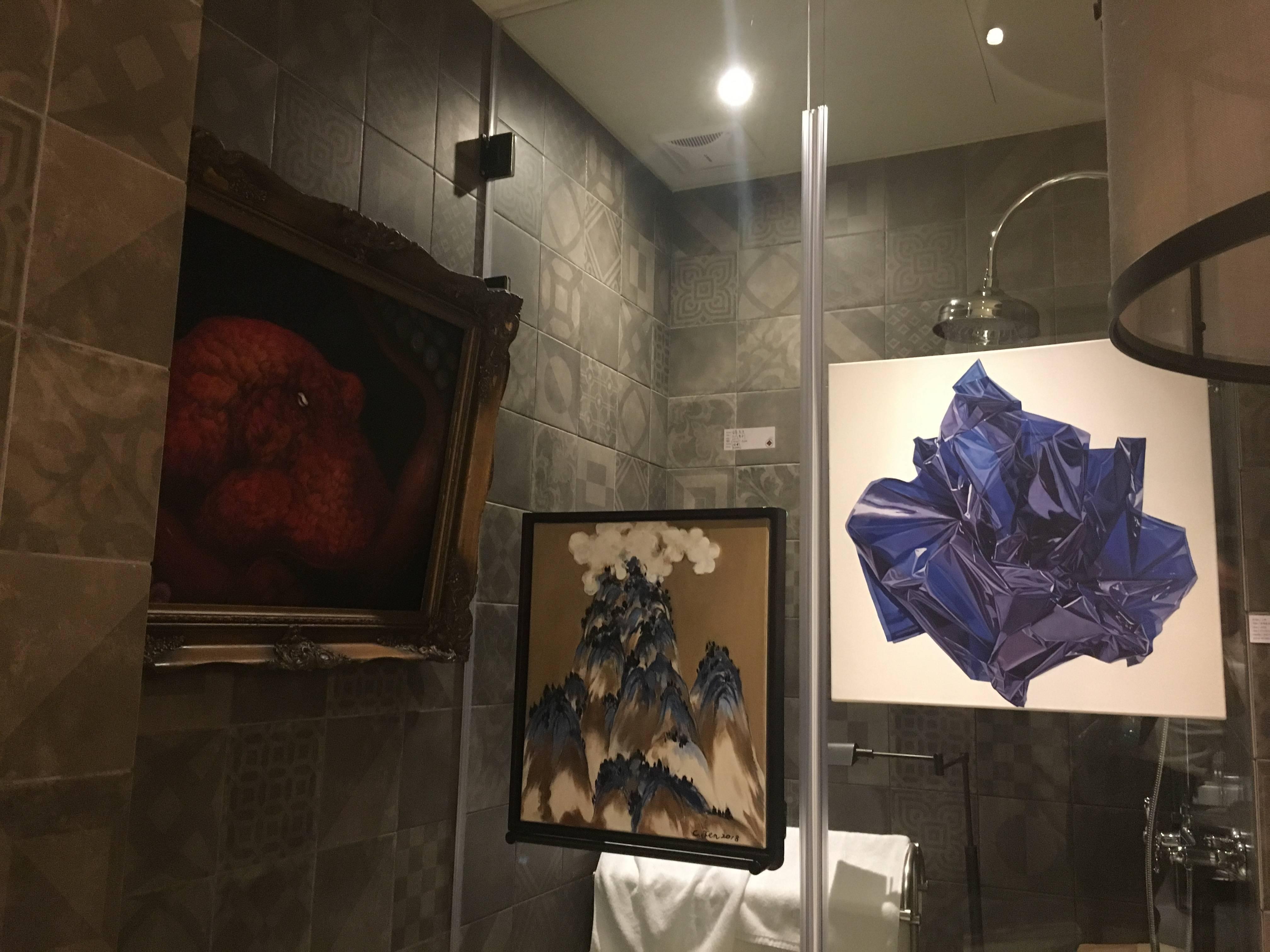 901-布查當代藝術空間展出作品。