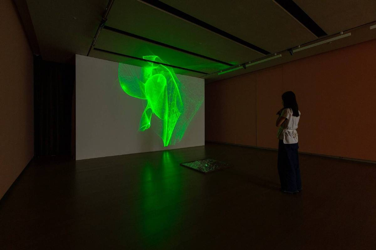 展望,《心形 》,2009。圖/誠品畫廊