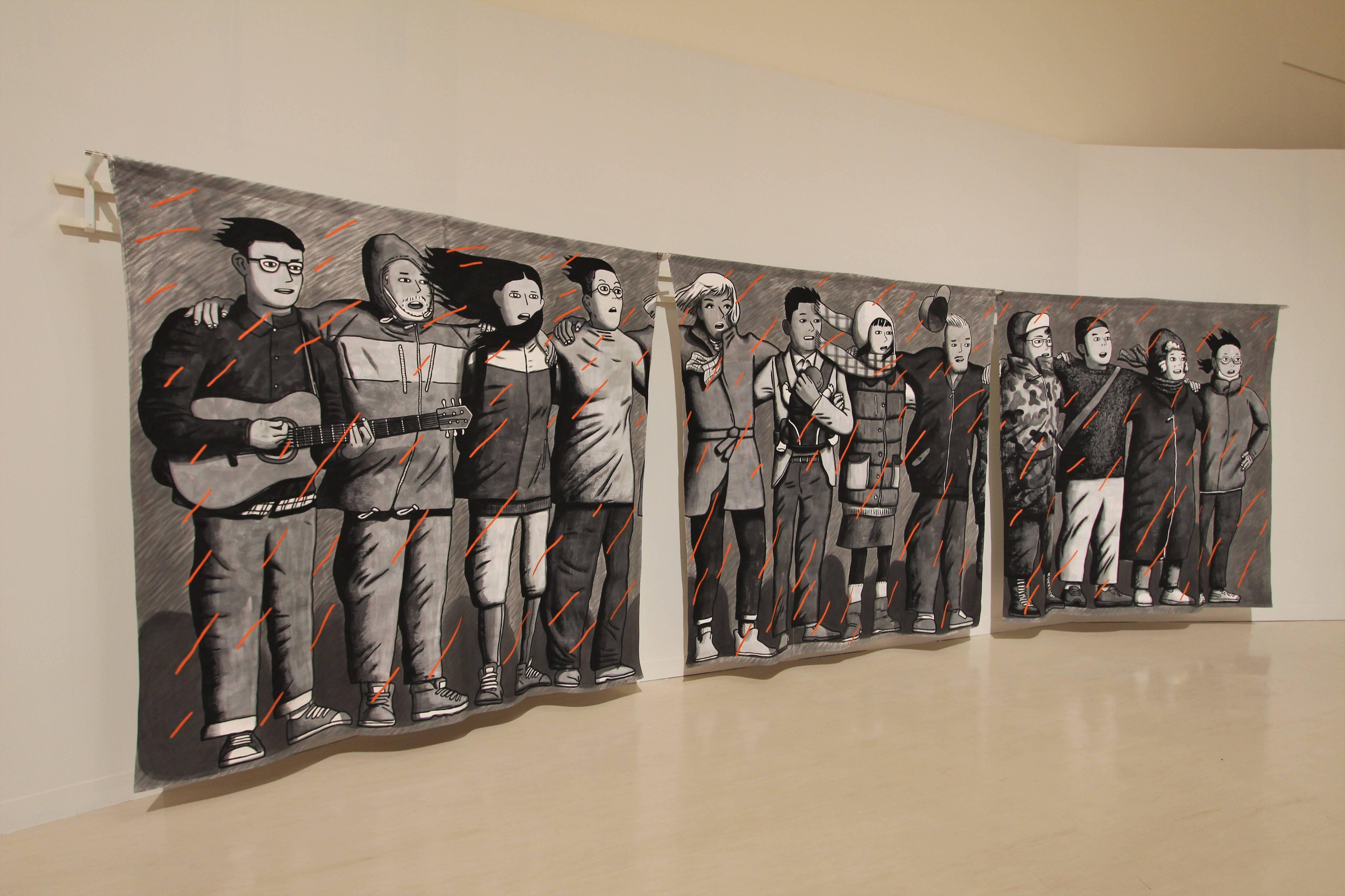 高雄市立美術館 台韓聯合特展 《移動與遷徙 - 從地方到他方的故事》