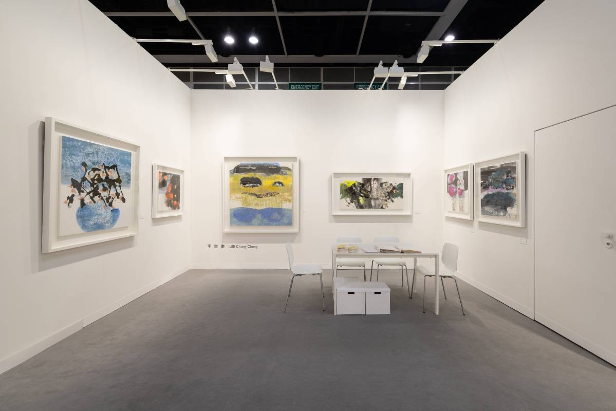2019 Art Basel Hong Kong 香港巴塞爾藝博會|Liang Gallery 尊彩藝術中心