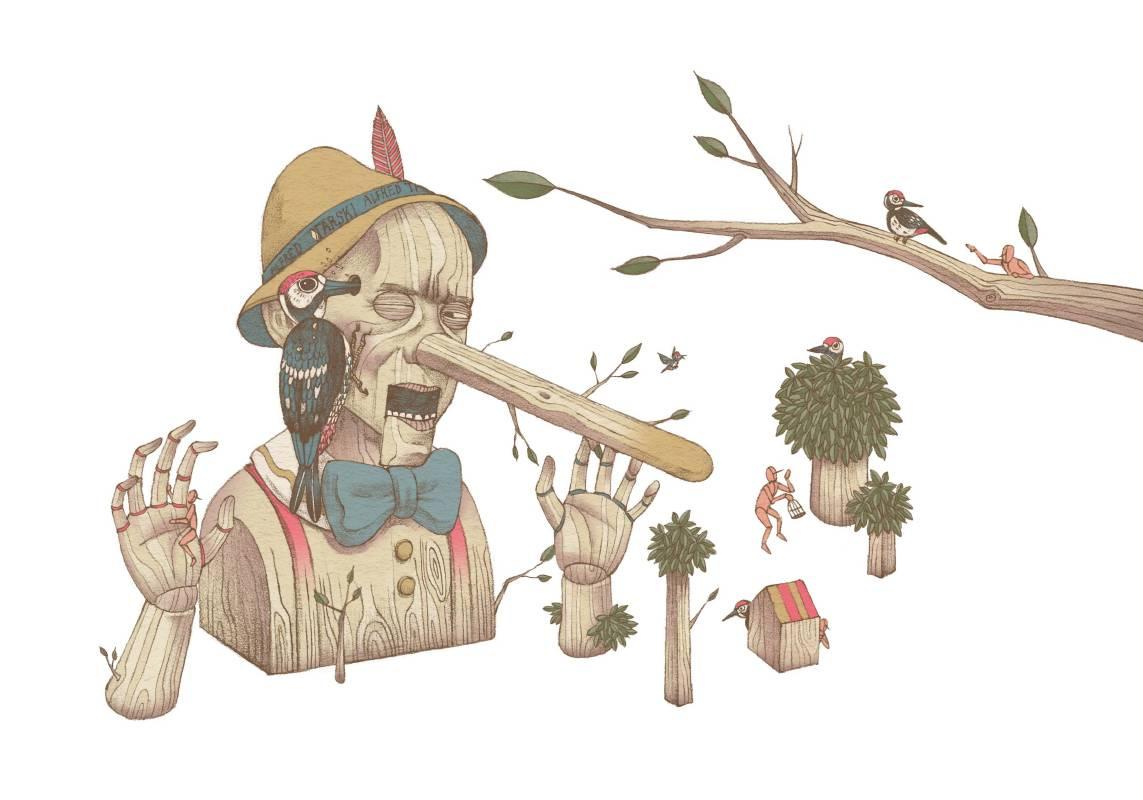 塔斯基-digital art-2017