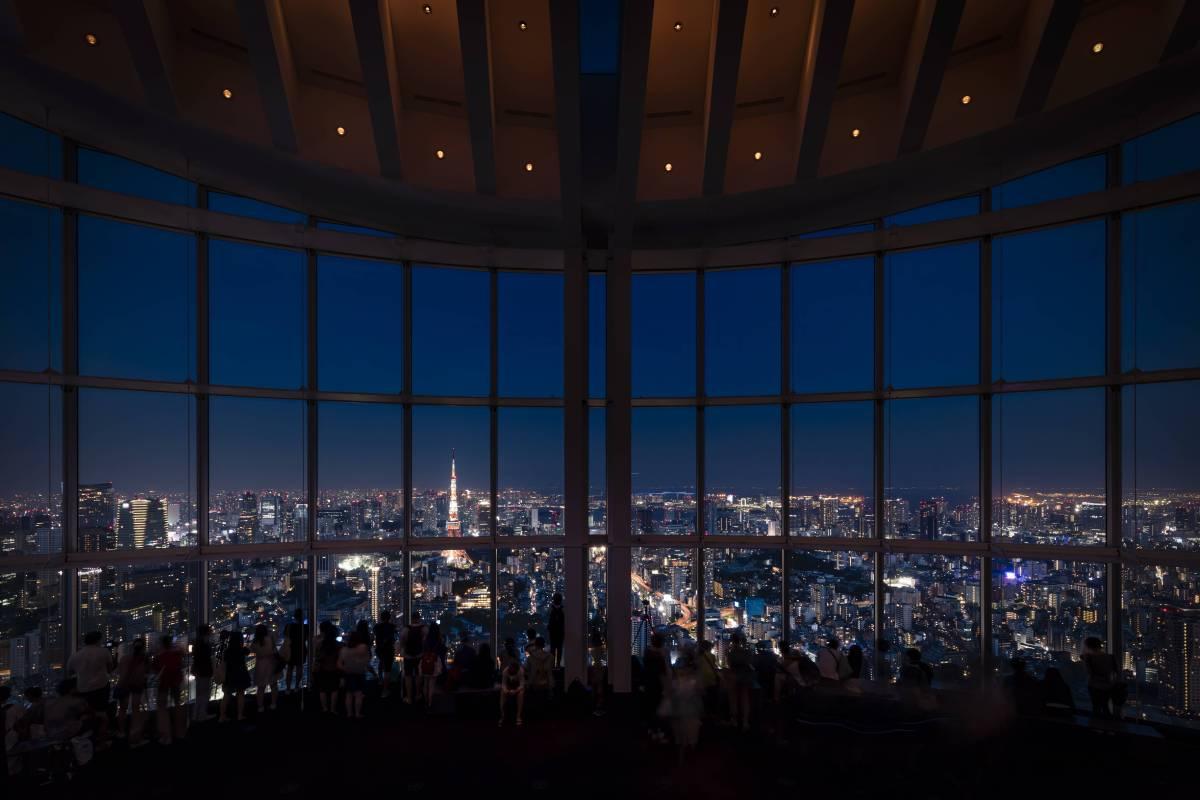 六本木之丘森大樓 Tokyo City View