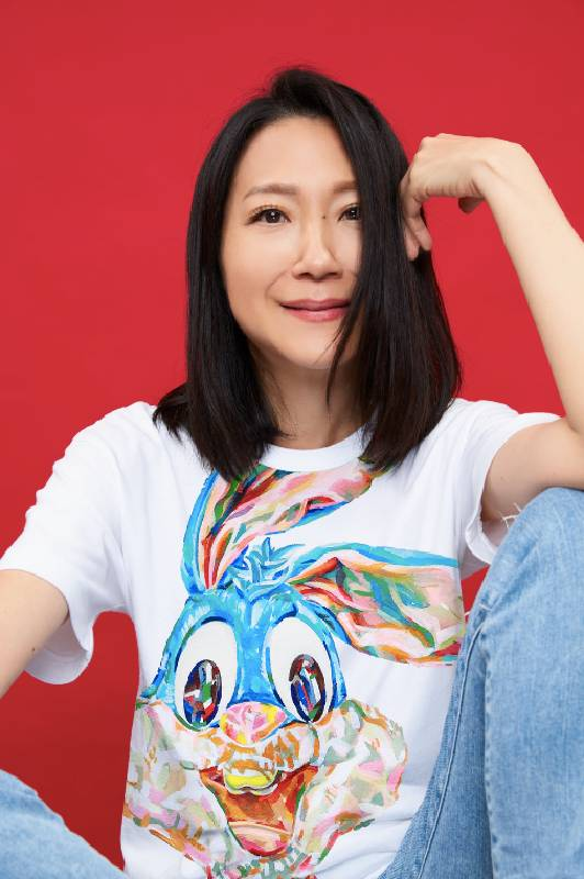 「2019台灣印花設計節」邀請藝術家:曲家瑞 Kristy ,Cha-Ray Chu
