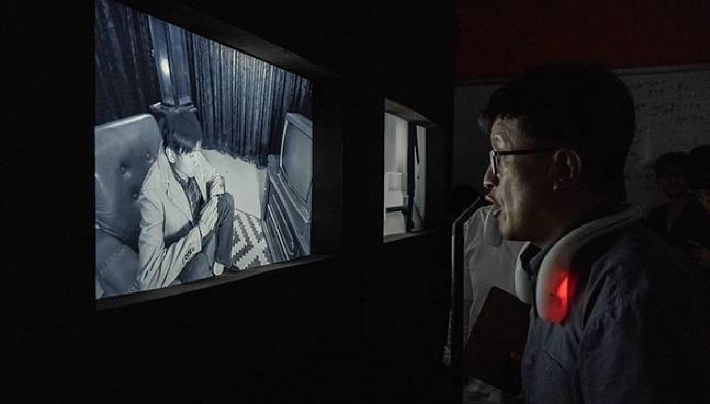 【Reentry 再入—後人類過度系統】北藝大新媒系第六屆畢業展