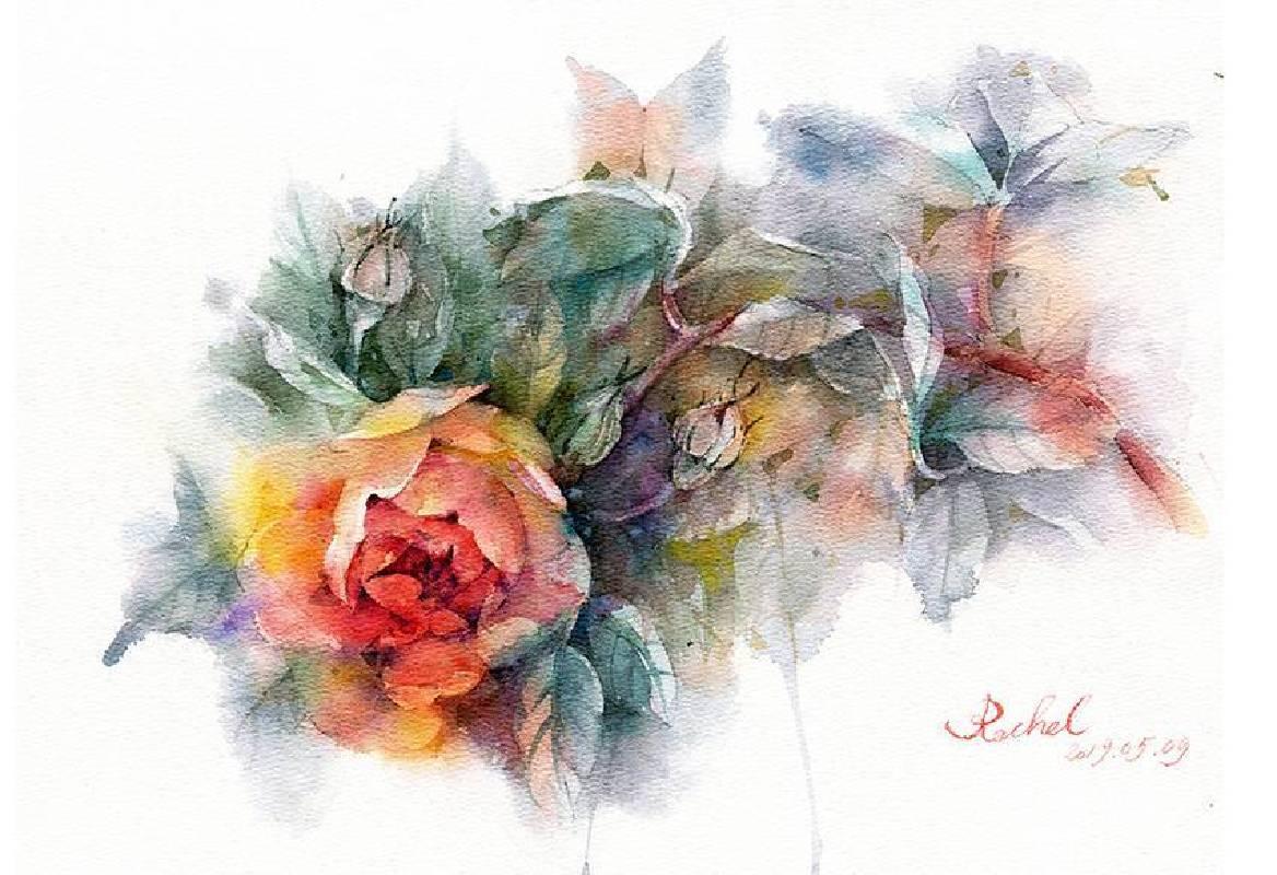 玫瑰人間天堂