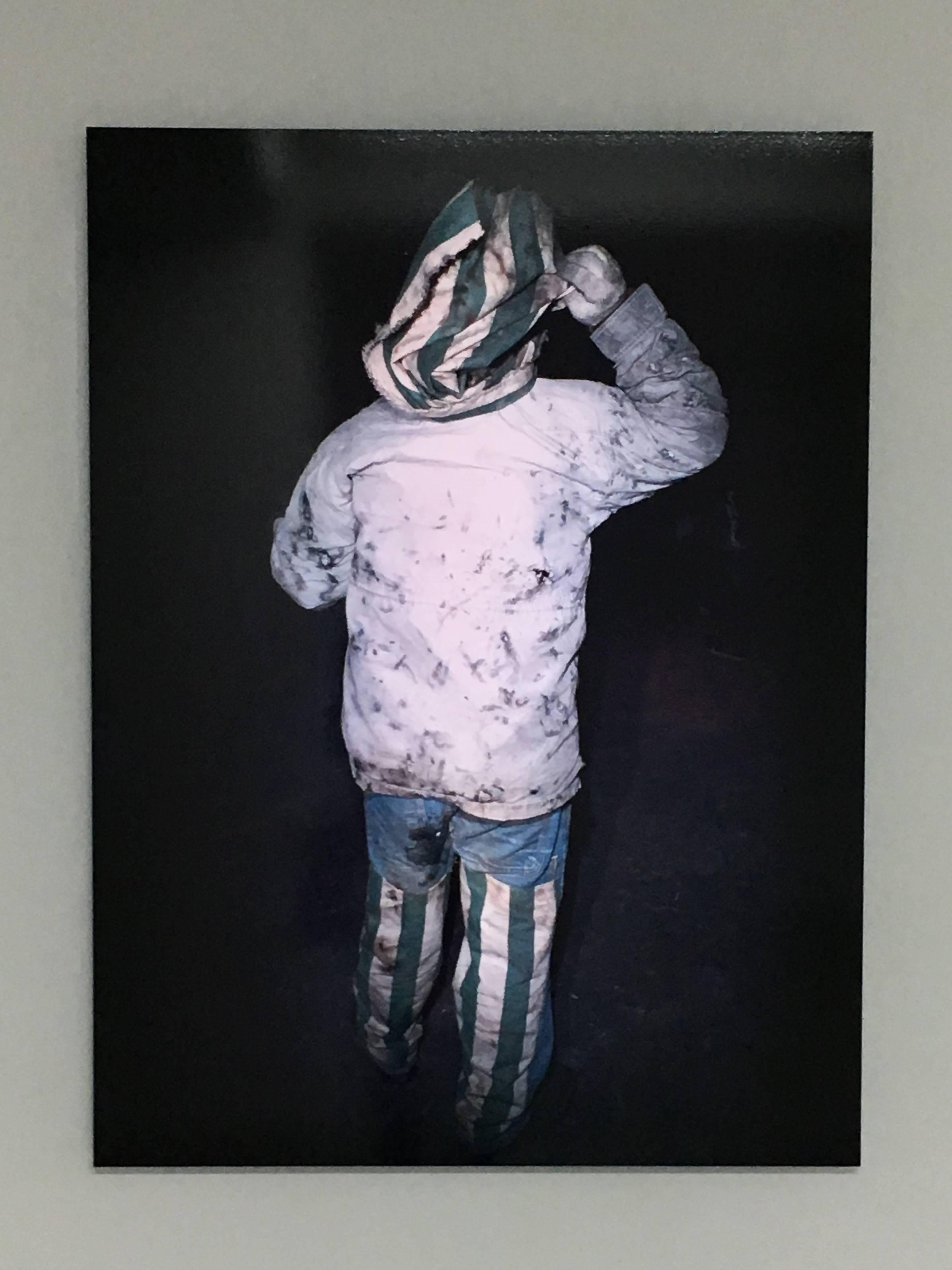 陳伯義,《食砲人 - III》,75 x 100 cm,雷射輸出彩色銀鹽相紙,1/8,2012。