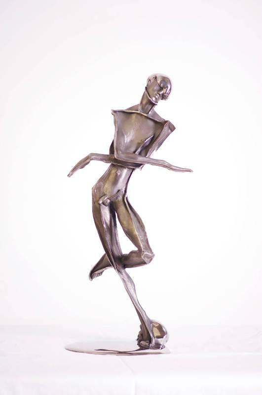 王立偉|升|50x25x15cm|不鏽鋼