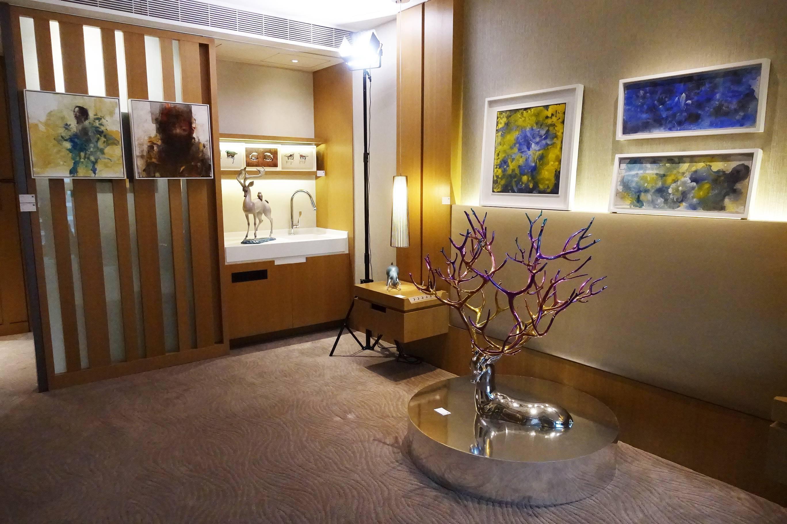 藝時代畫廊展出空間。