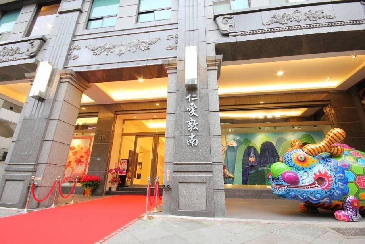 「生藝興龍」2011年展於印象畫廊紀錄。