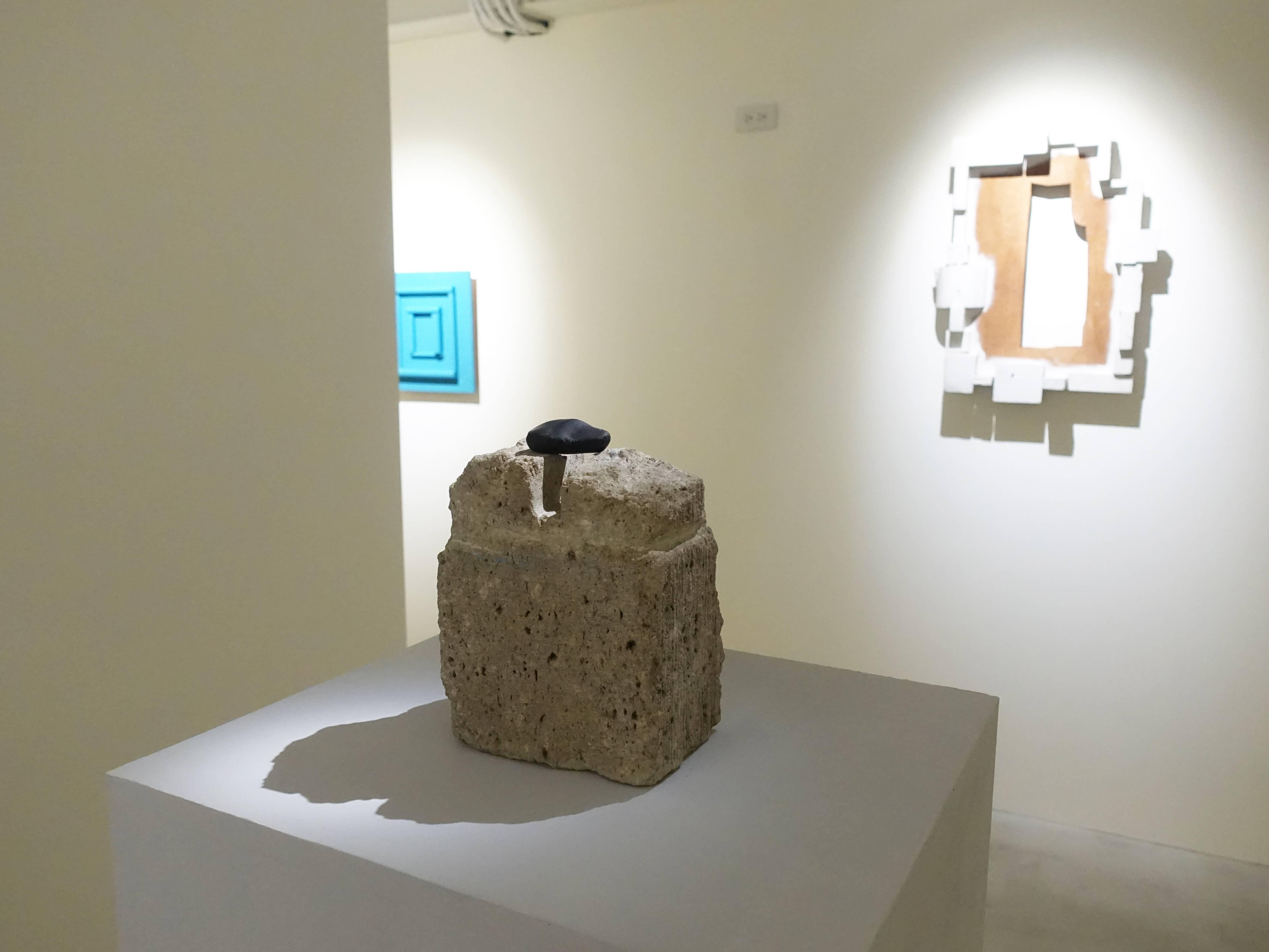 Hiro Hiro Art Space《物派與後物派 》展覽空間。