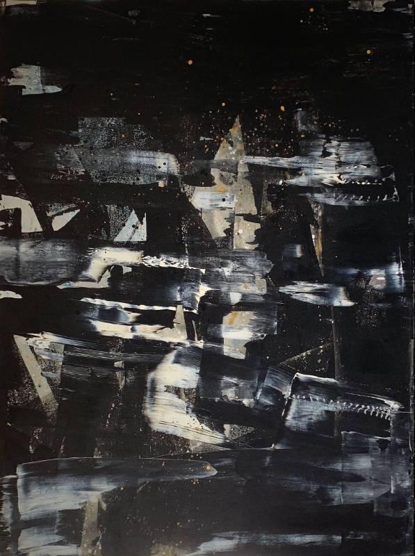 幻想曲  Acrylic on Canvas  130x97cm   2018