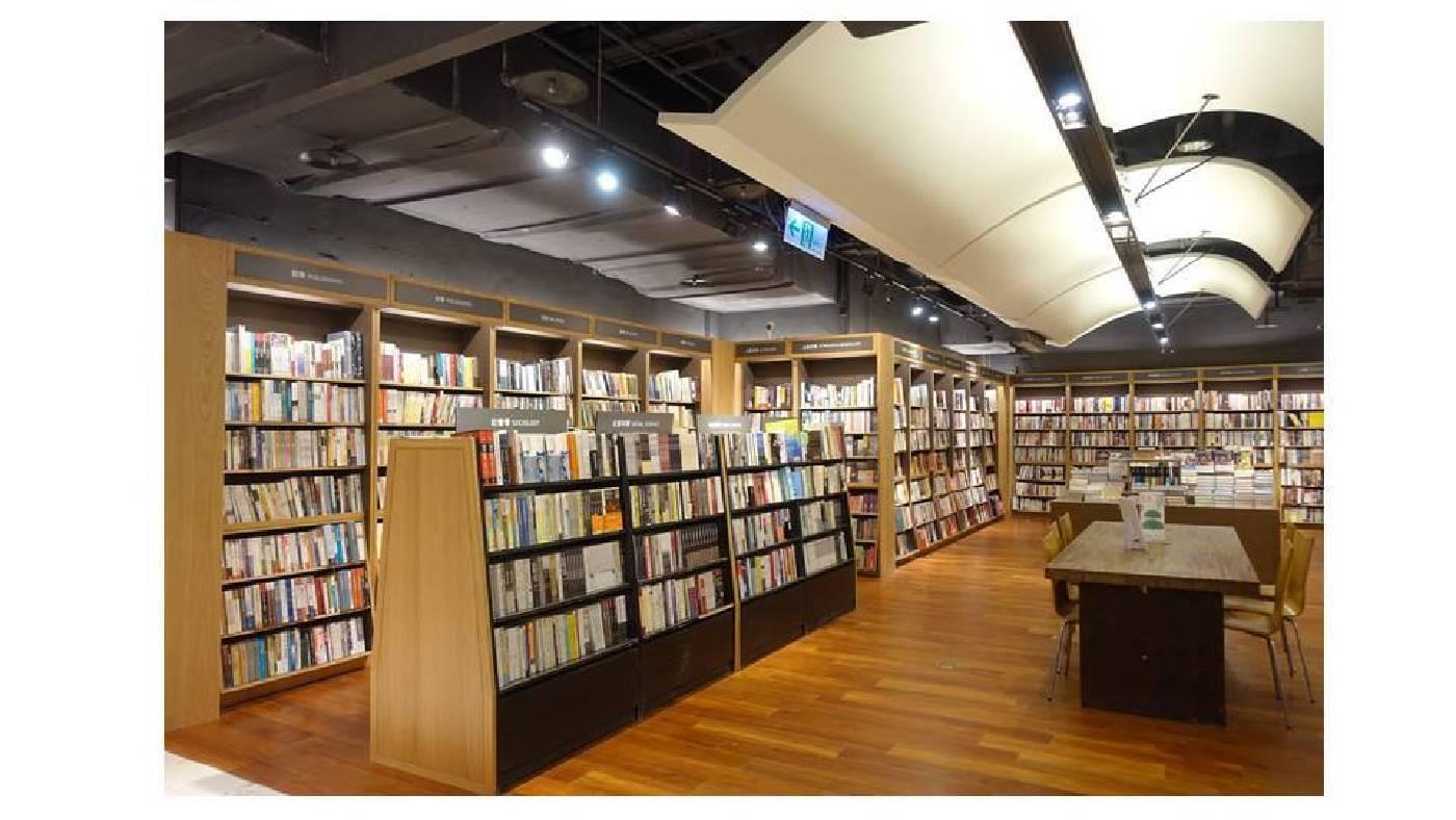 誠品生活台中園道店進行11年來首次改裝,並於中秋節(9月13日)正式開幕