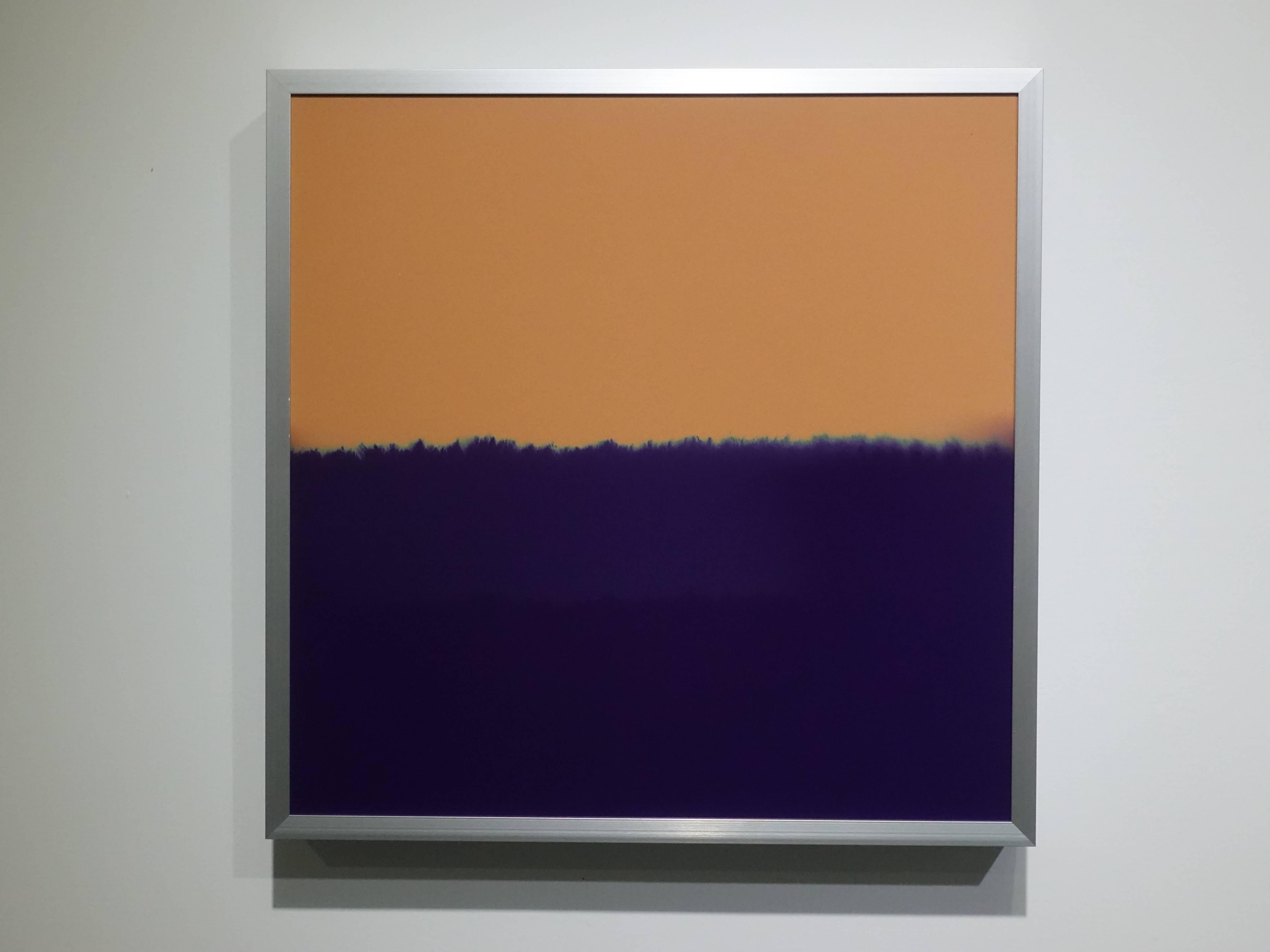 李國民,《一癡三十年》癡(解脫林1987),30x30 cm,輸出於之為相紙,1997-2017。