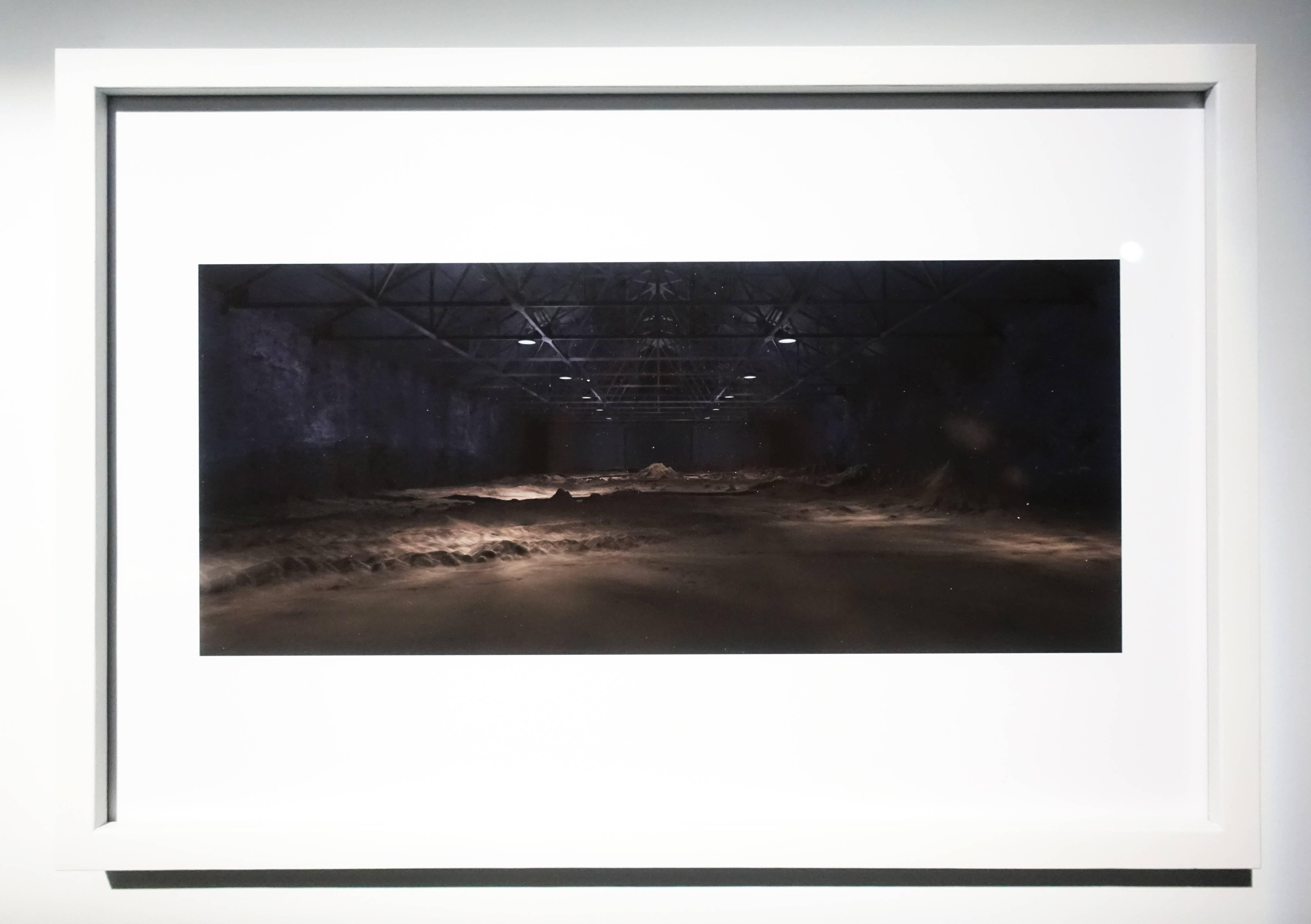 Florian Claar,《Wanderer Frame No.12723 漫遊者 影格No. 12723》,20 x 29.7cm,影像輸出,2019。