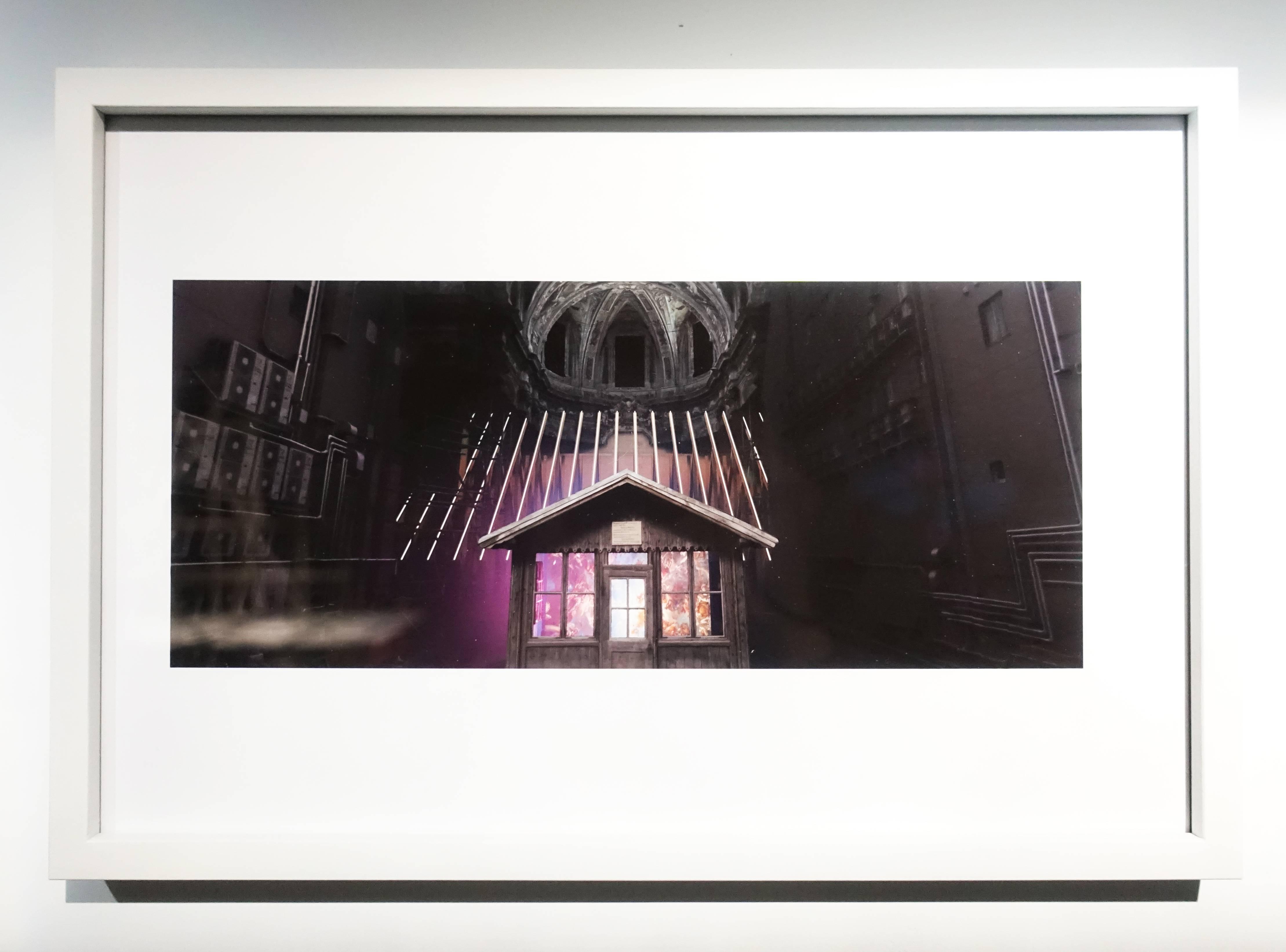 Florian Claar,《Wanderer Frame No.05765 漫遊者 影格No. 05765》,20 x 29.7cm,影像輸出,2019。