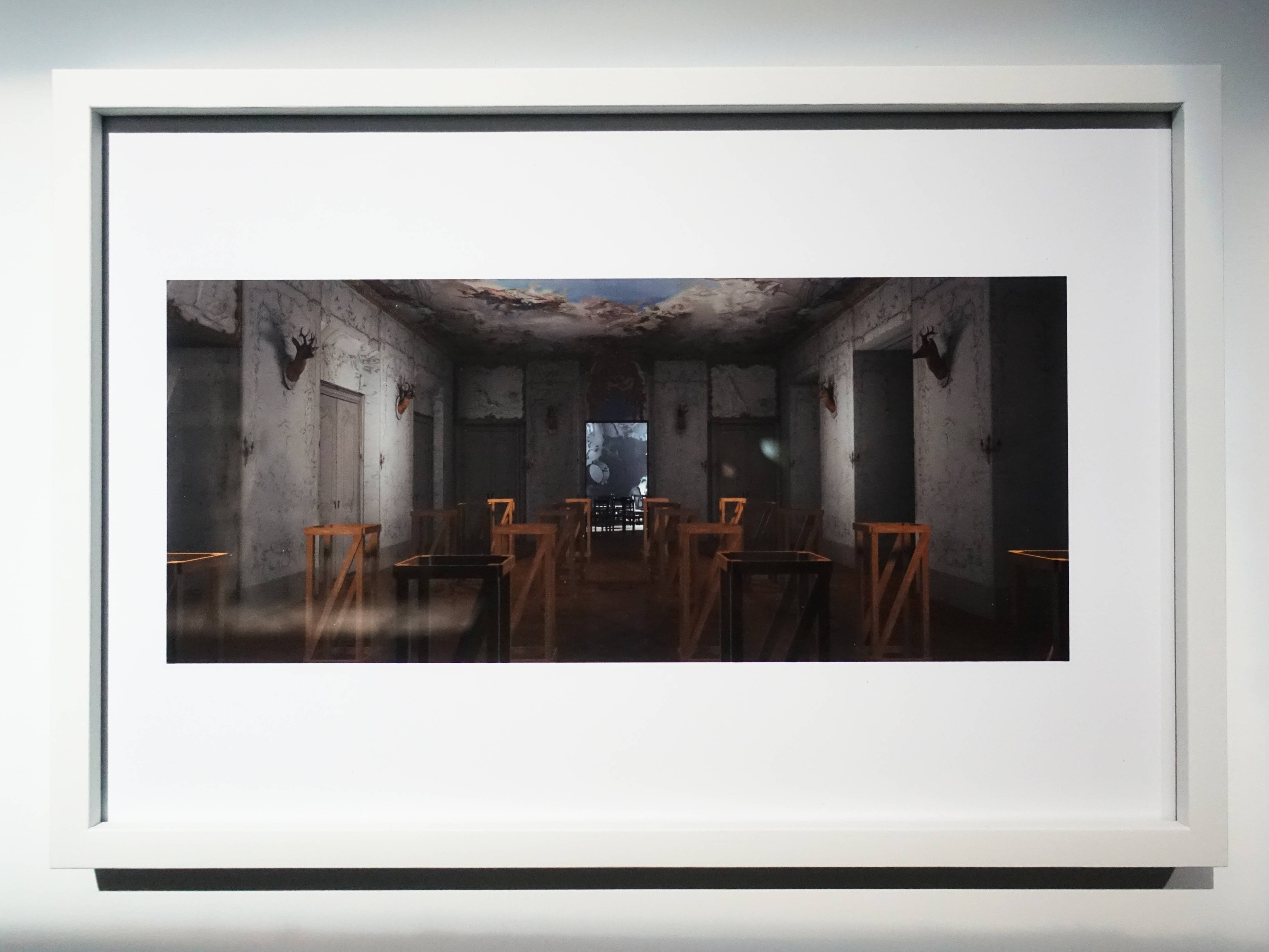 Florian Claar,《Wanderer Frame No.02217 漫遊者 影格No.02217》,20 x 29.7cm,影像輸出,2019。