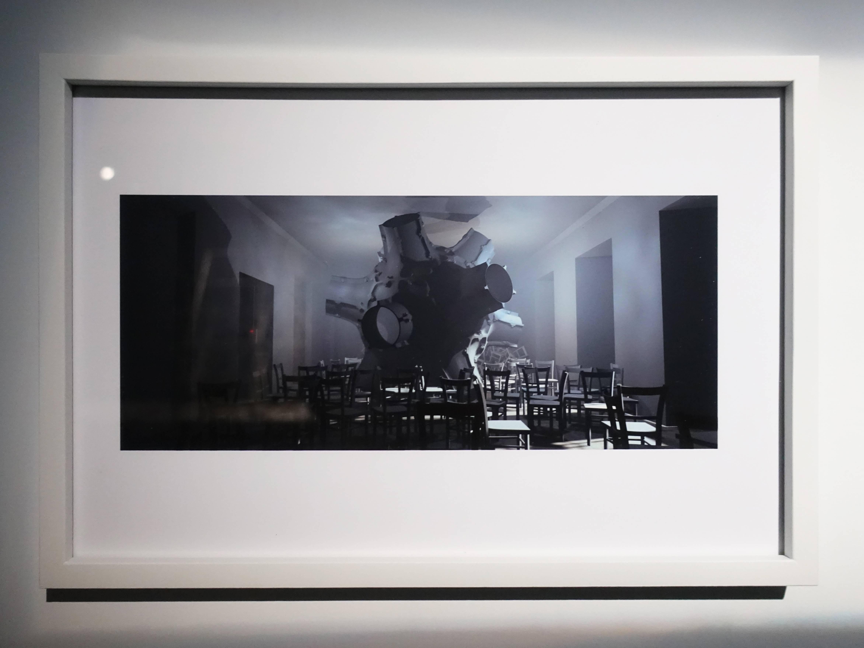 Florian Claar,《Wanderer Frame No.03616 漫遊者 影格No.03616》,20 x 29.7cm,影像輸出,2019。