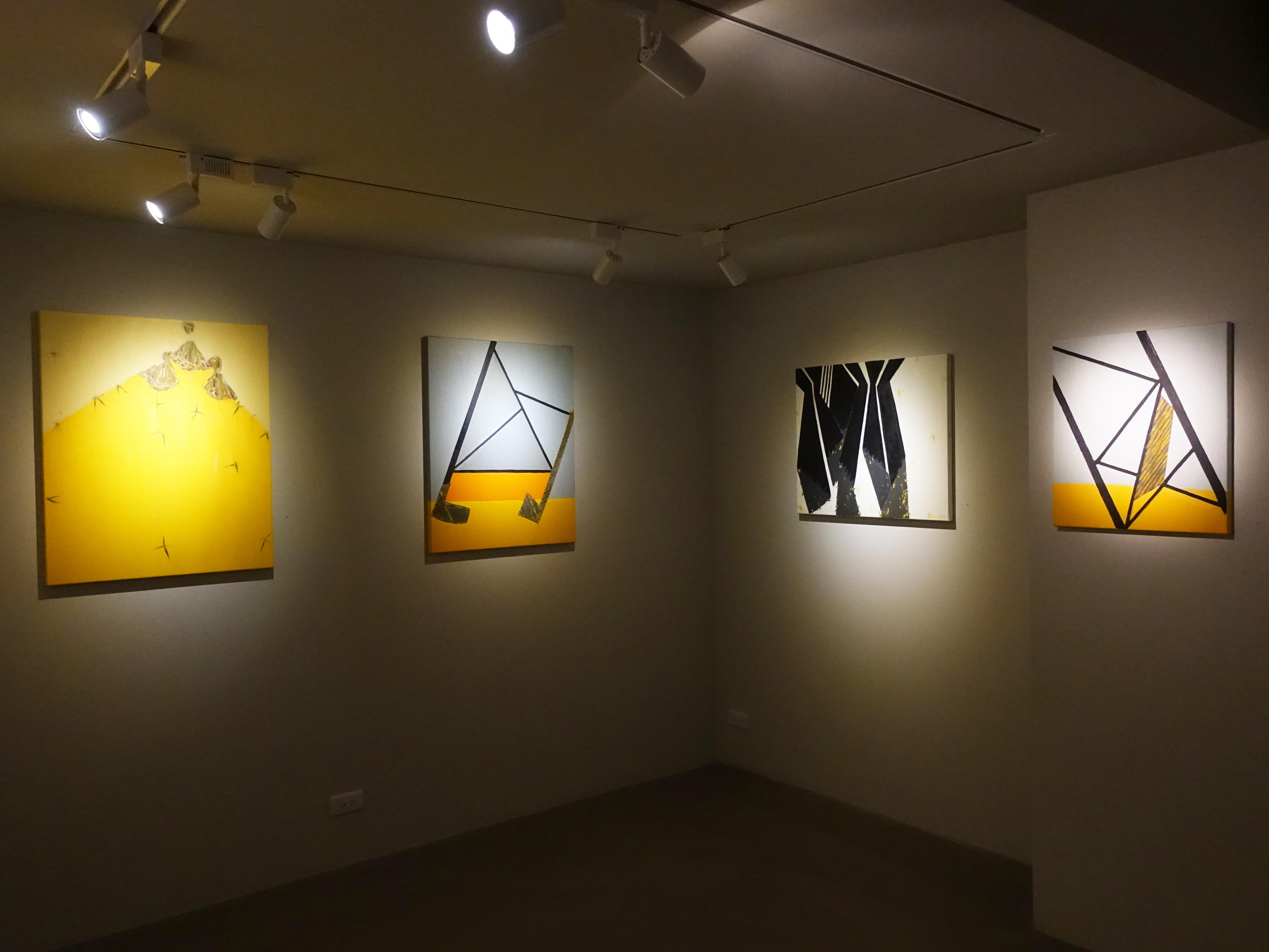 有璽藝術展覽空間。