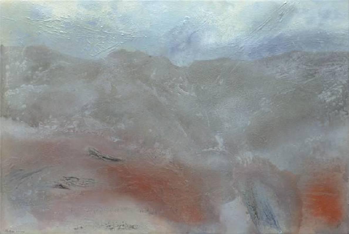 陳道明,882014,2014,壓克力顏料/畫布,130 x 194 cm