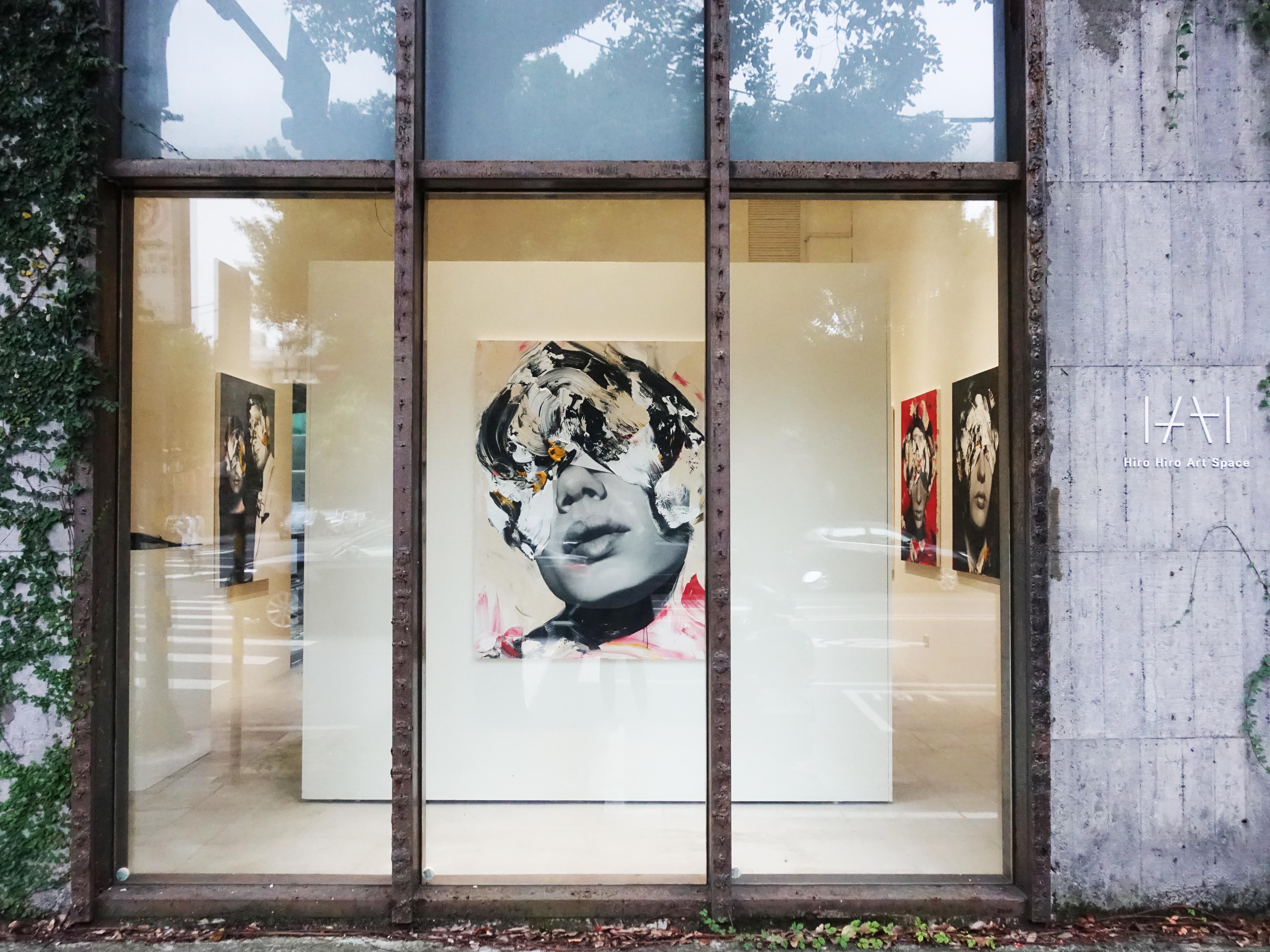 Hiro Hiro Art Space 展出藝術家佐藤誠高創作個展《表面、真實之離散》。