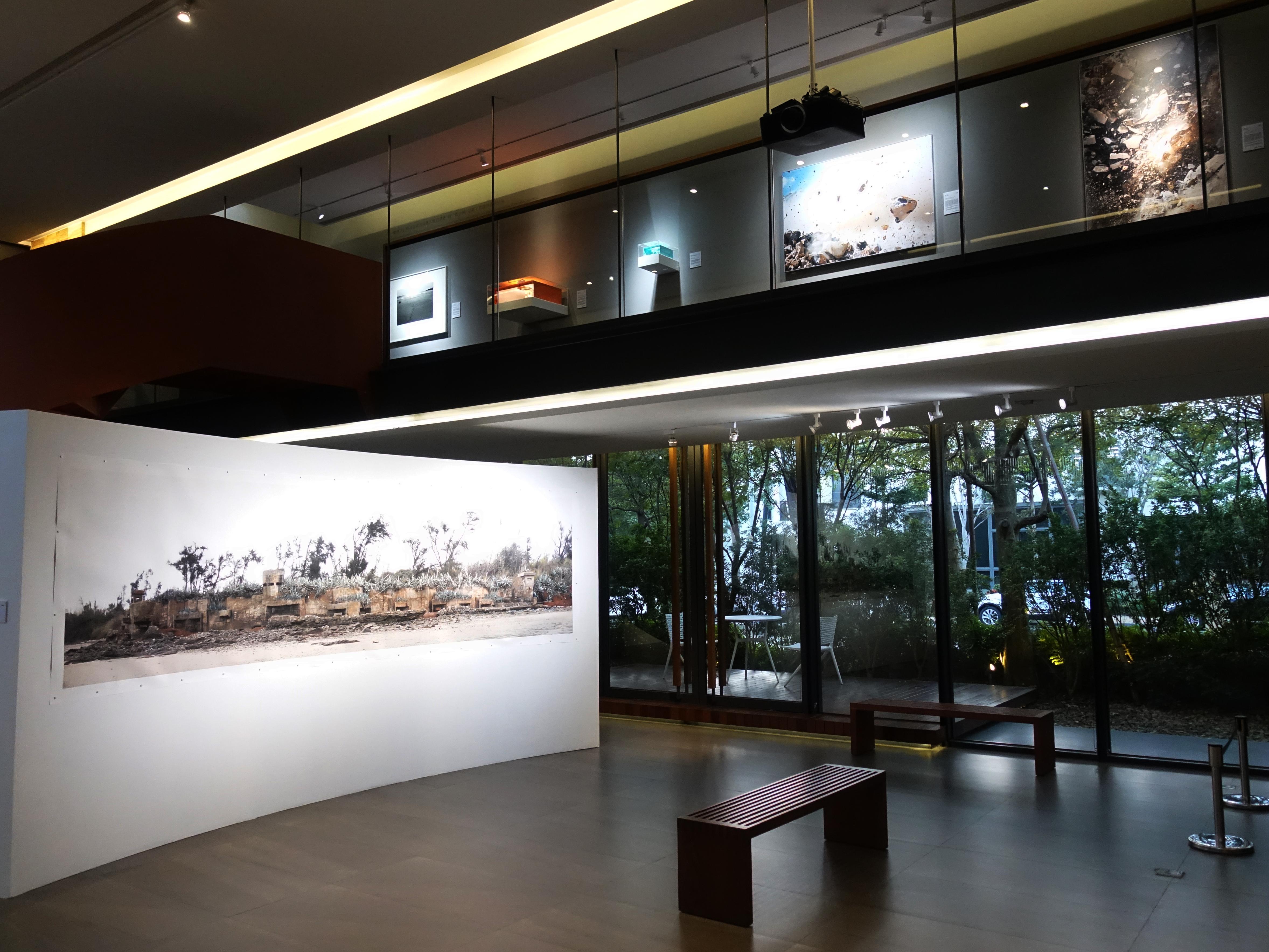 陸府生活美學教育基金會展出『歷史造景』劉芸怡個展、『後來』陸府典藏展。