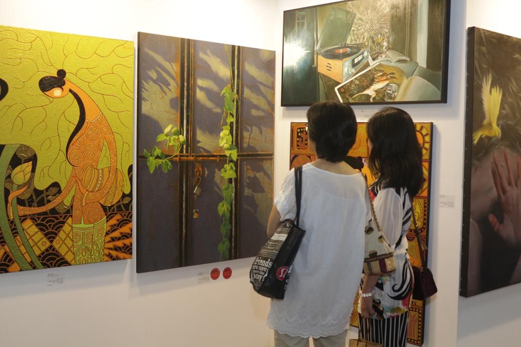 「2020國際藝術家大獎賽」舉辦歷屆以來,不少藝術家因此在全球藝壇受到矚目。