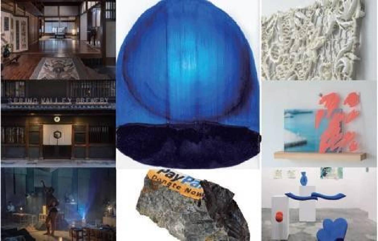 ARTISTS' FAIR KYOTO 2020:BLOWBALL 組圖