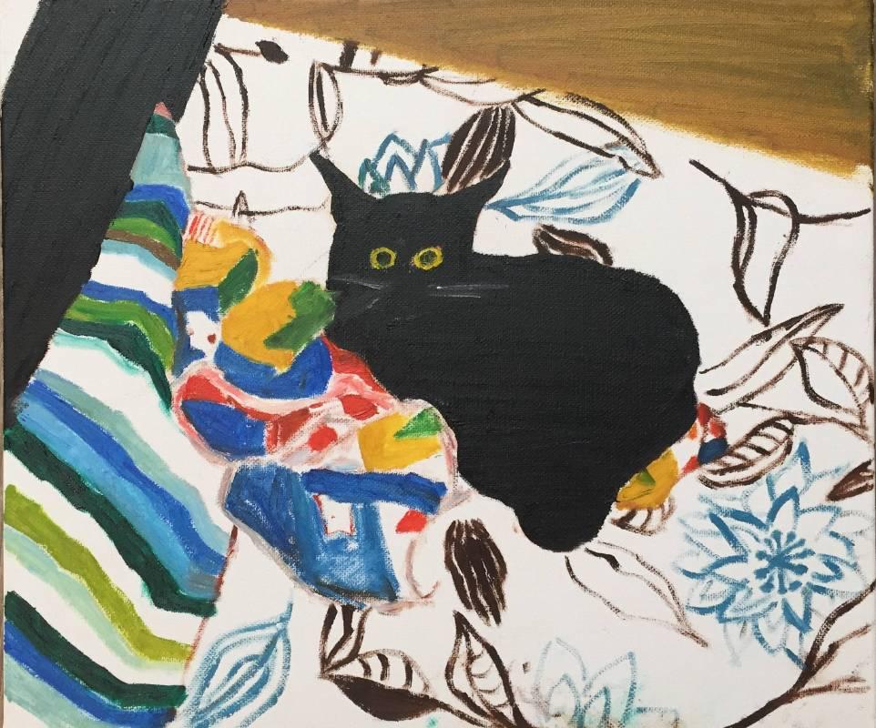陳柏霖 黑貓