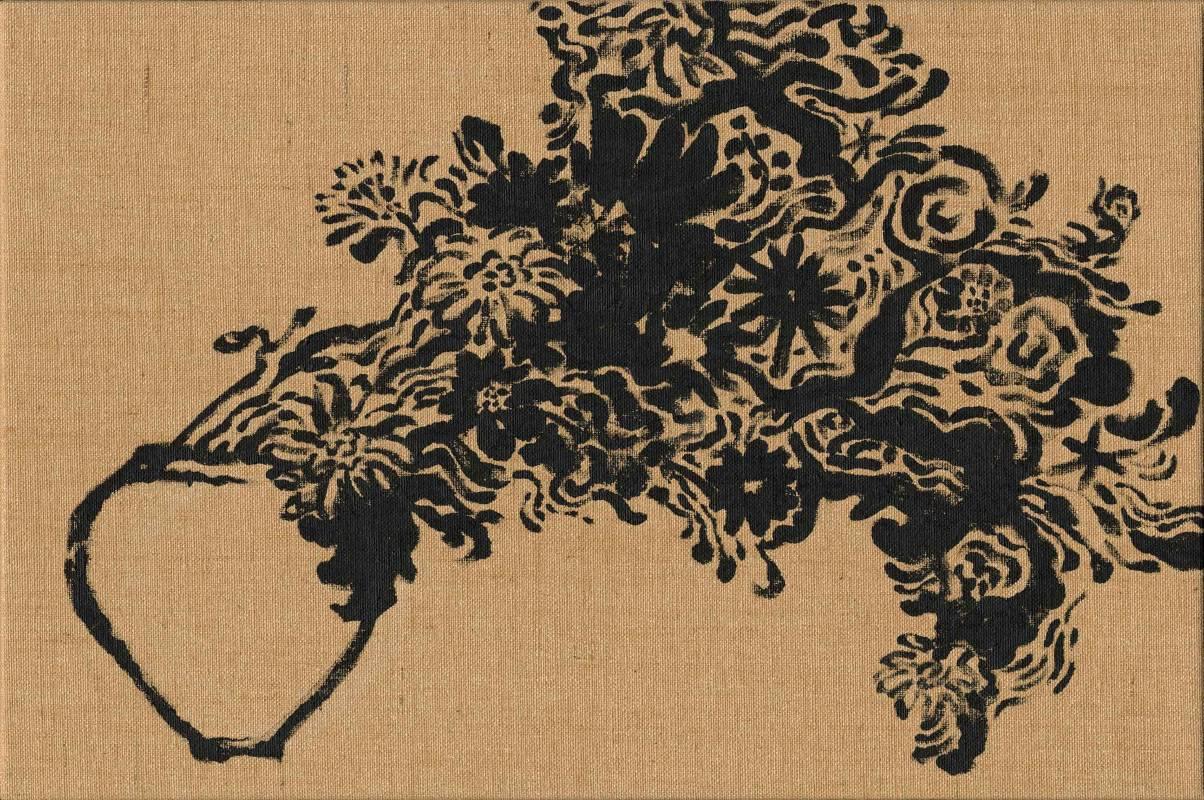 生生 Birth & Rebirth, 曾亞琪 TSENG Ya-Chi, 2019, acrylic on canvas 壓克力彩、畫布, 53 x 80 cm