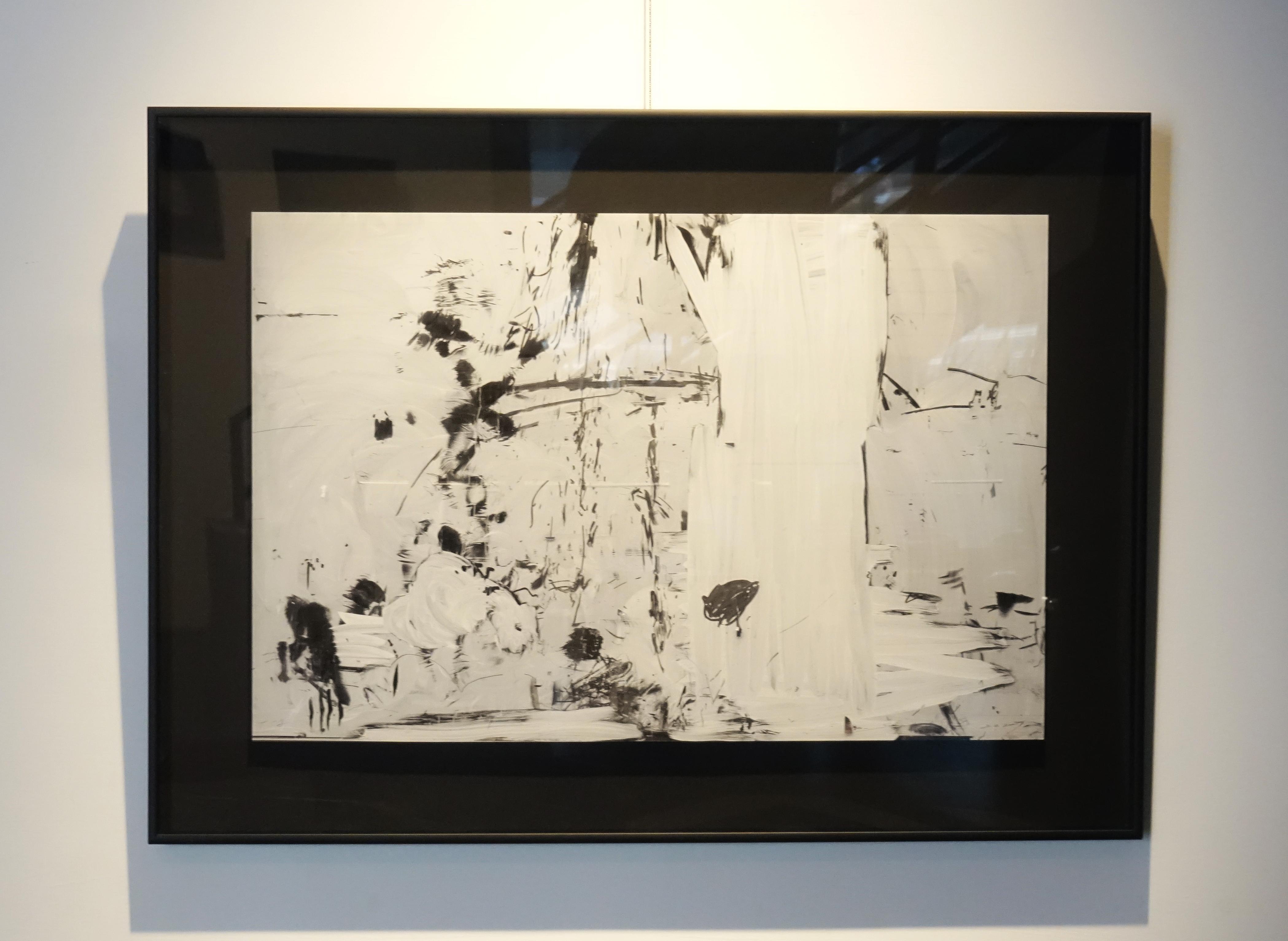 小山俊孝,《後當代表現主義#31》,24 x 16 in,攝影、無酸藝術紙,2017。