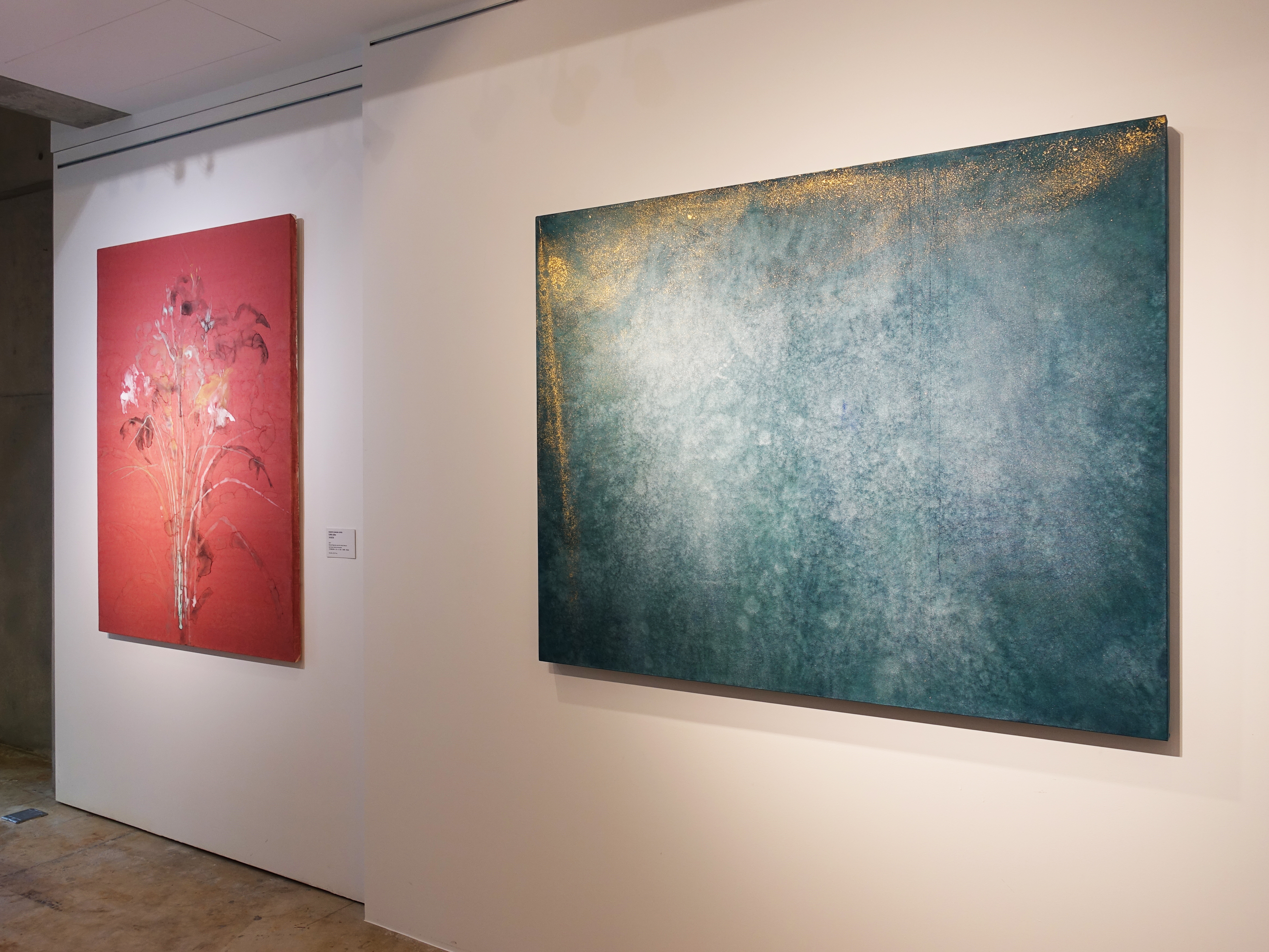 正藝美學展出日本藝術家藤村真新作精選展。
