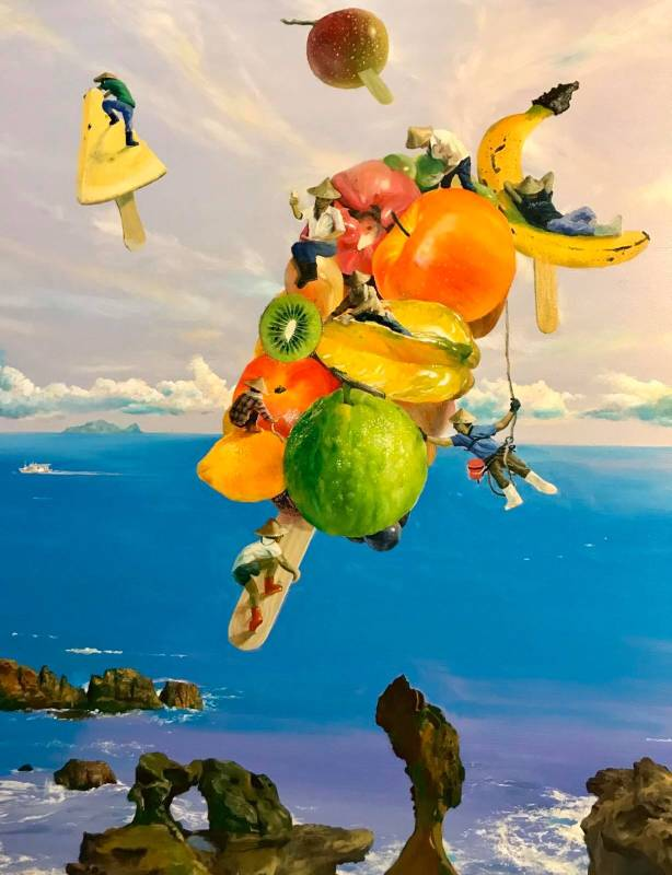 水果棒棒糖系列 25F  2018