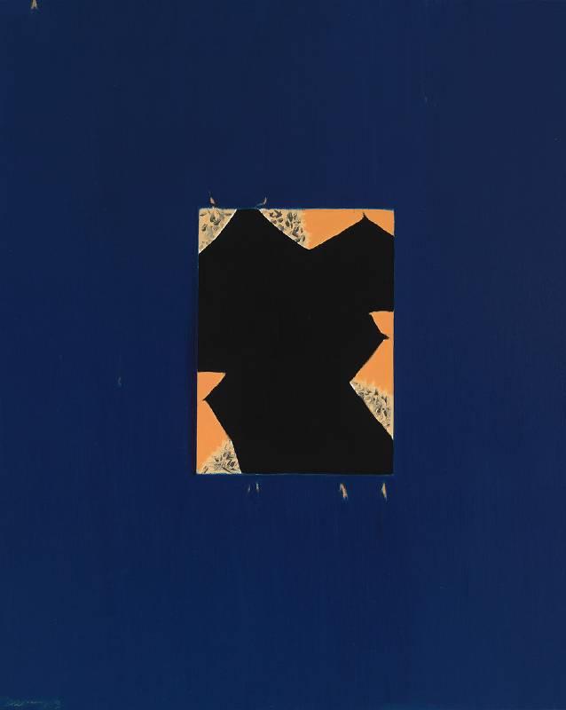 劉永仁_方向之往之二 Heading Direction 2_油彩 畫布 oil on canvas_100x80cm_2020
