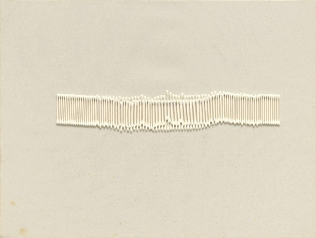 朱為白_淨化19_綜合媒材、布面_60x80 cm_2002